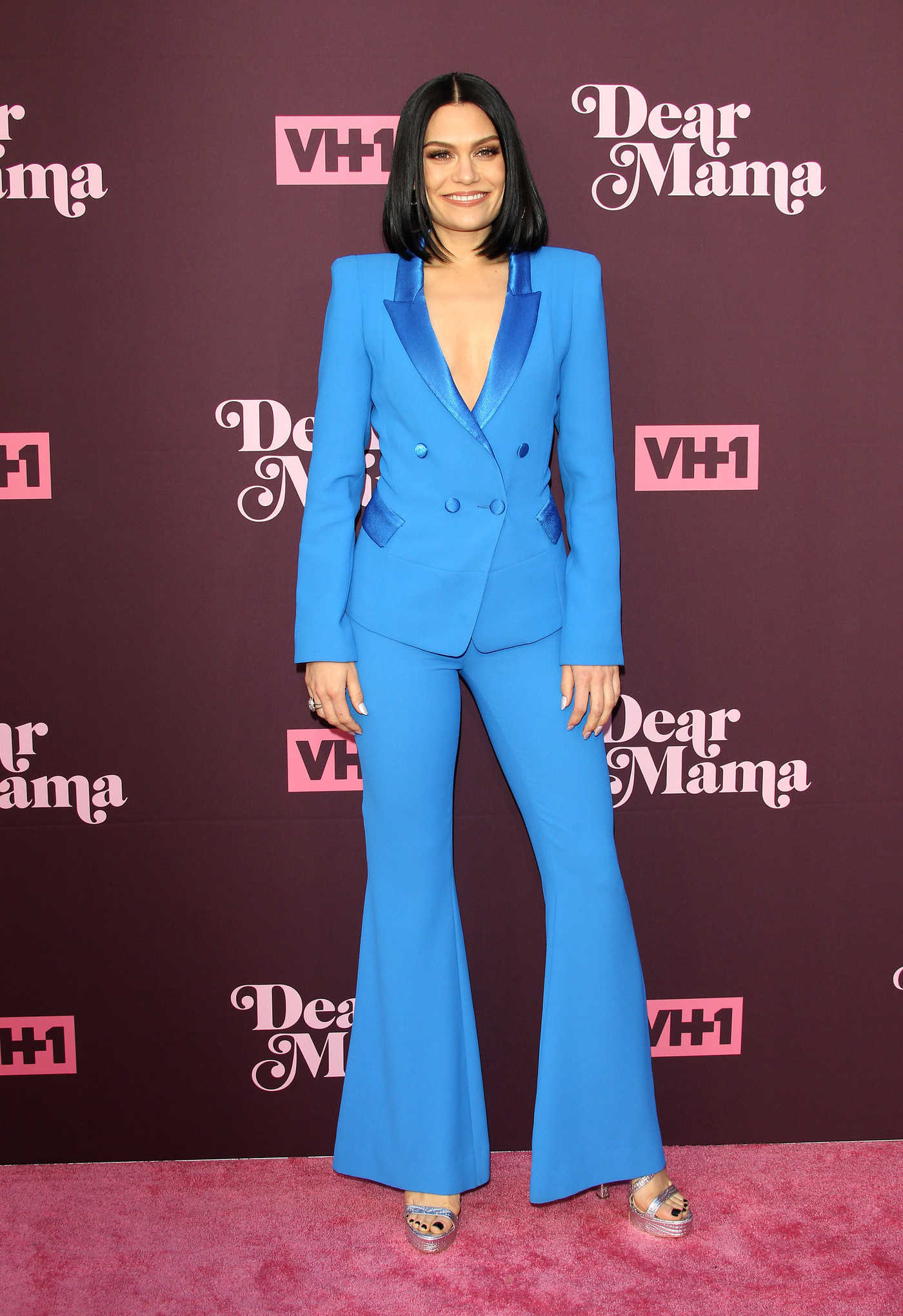 Jessie J at VH1's 3rd Annual Dear Mama an Event to Honor Moms in Los Angeles 05/03/2018