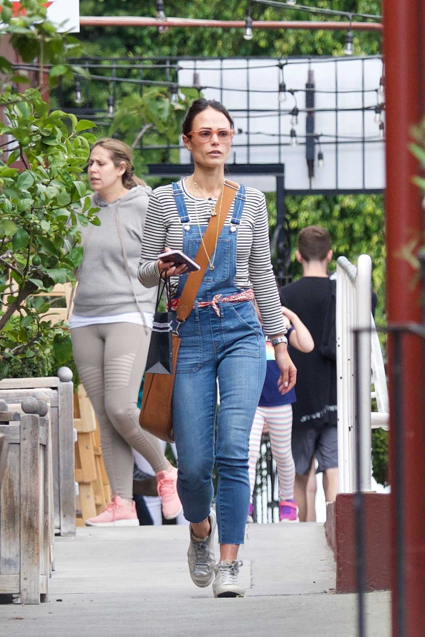 Jordana Brewster Was Seen Out in Los Angeles 05/26/2018