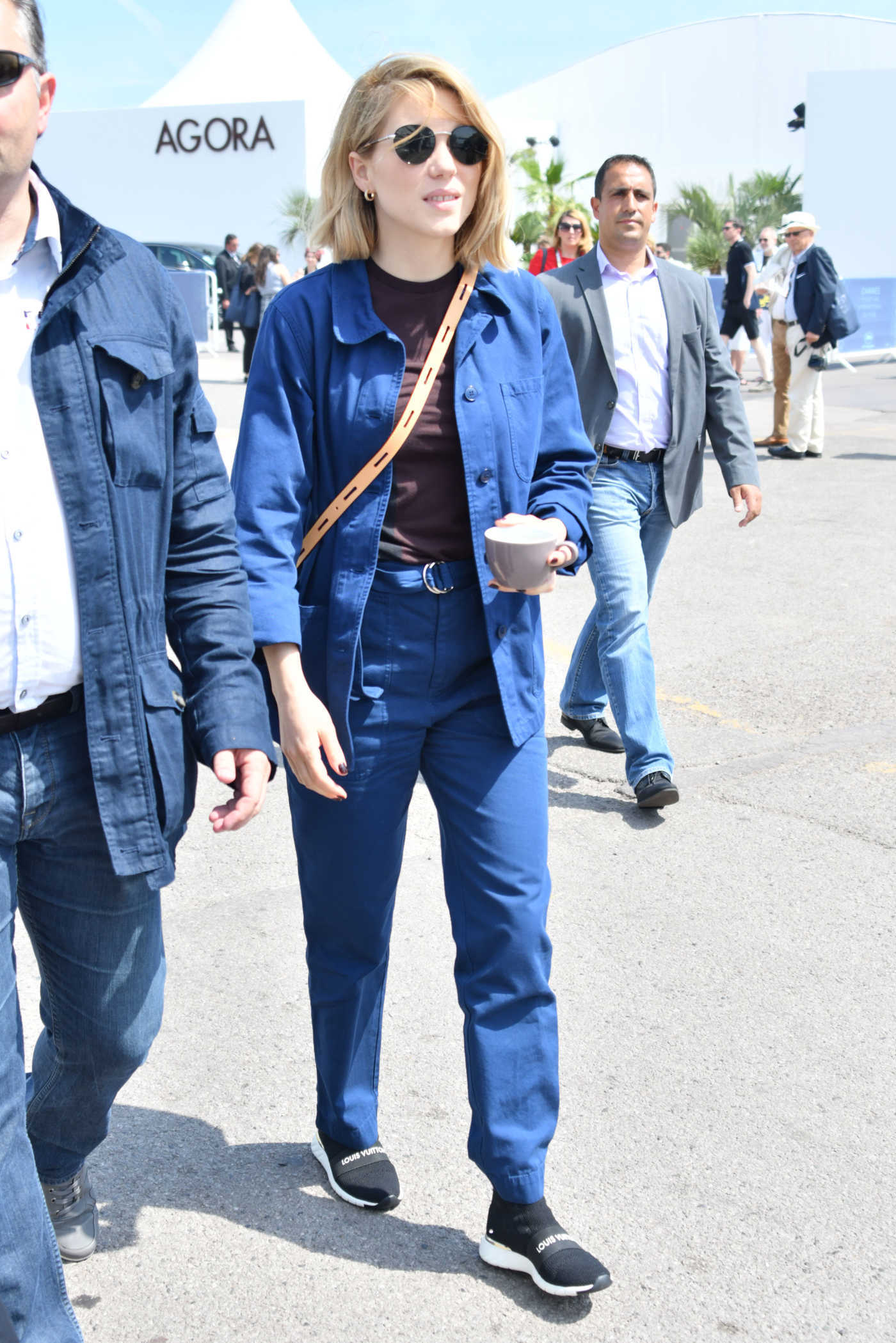 Lea Seydoux Was Seen Out in Cannes 05/10/2018