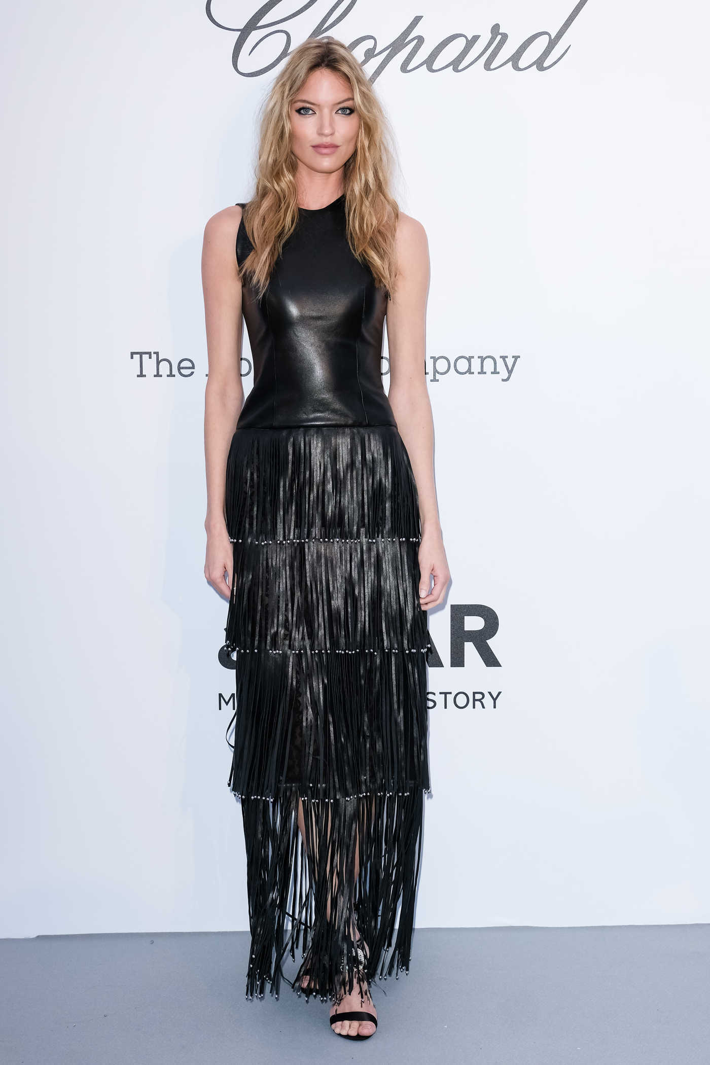 Martha Hunt at amfAR's 25th Cinema Against AIDS Gala During the 71st Cannes Film Festival in Cannes 05/17/2018