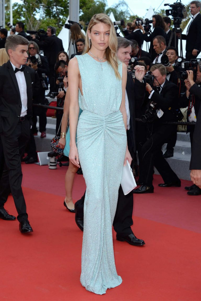 Martha Hunt at The Wild Pear Tree Premiere During the 71st Cannes Film Festival in Cannes 05/18/2018-1