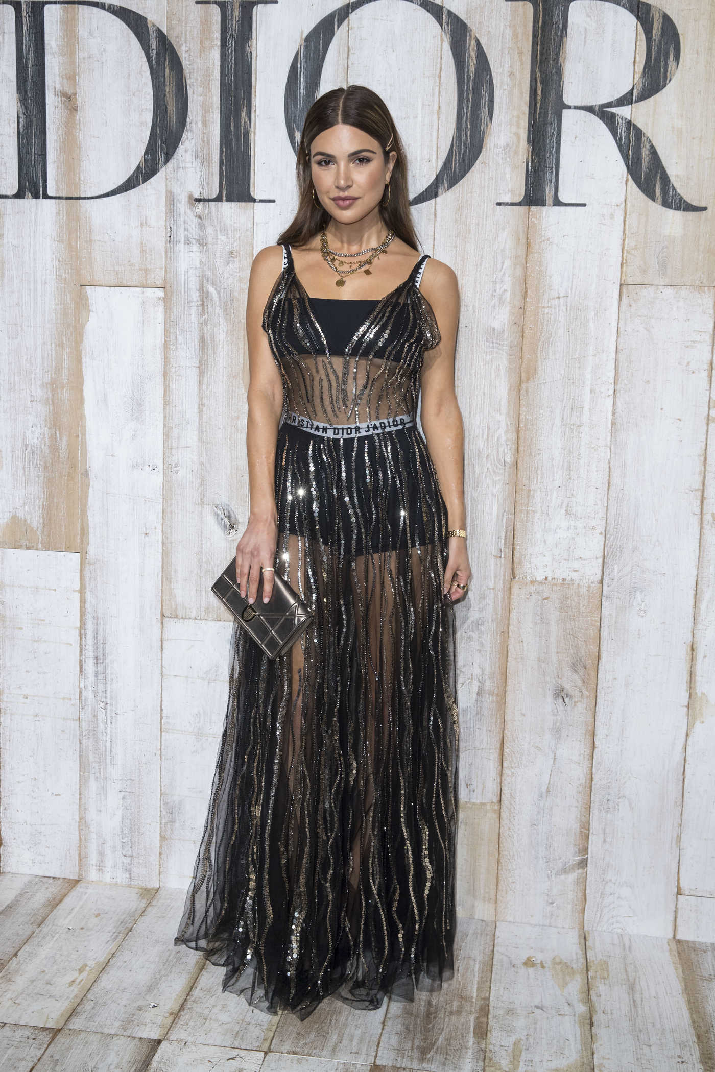 Negin Mirsalehi at 2019 Dior Cruise Show After Party at the Chateau de Chantilly in Chantilly 05/25/2018