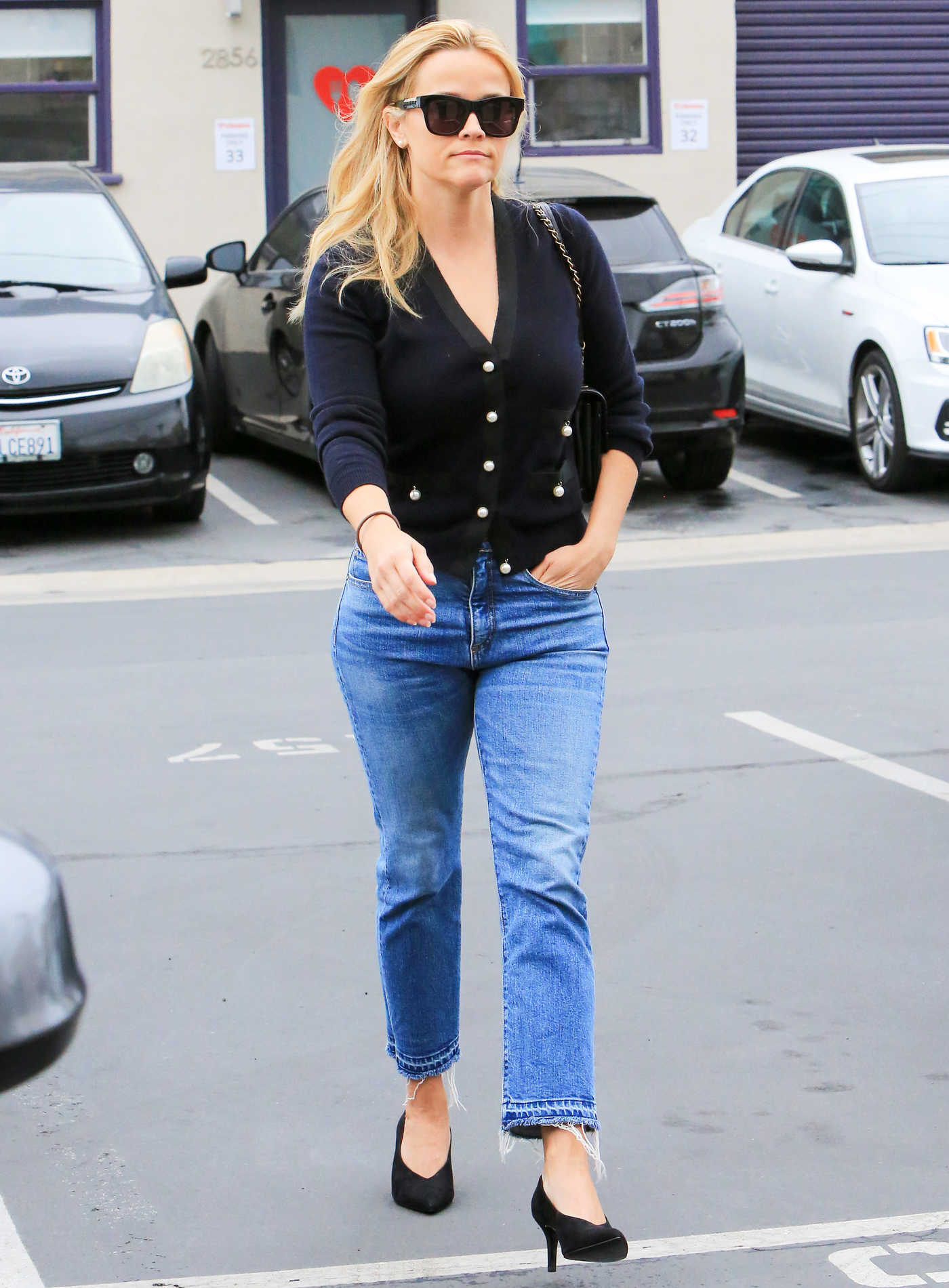 Reese Witherspoon Was Spotted Out in Los Angeles 05/24/2018