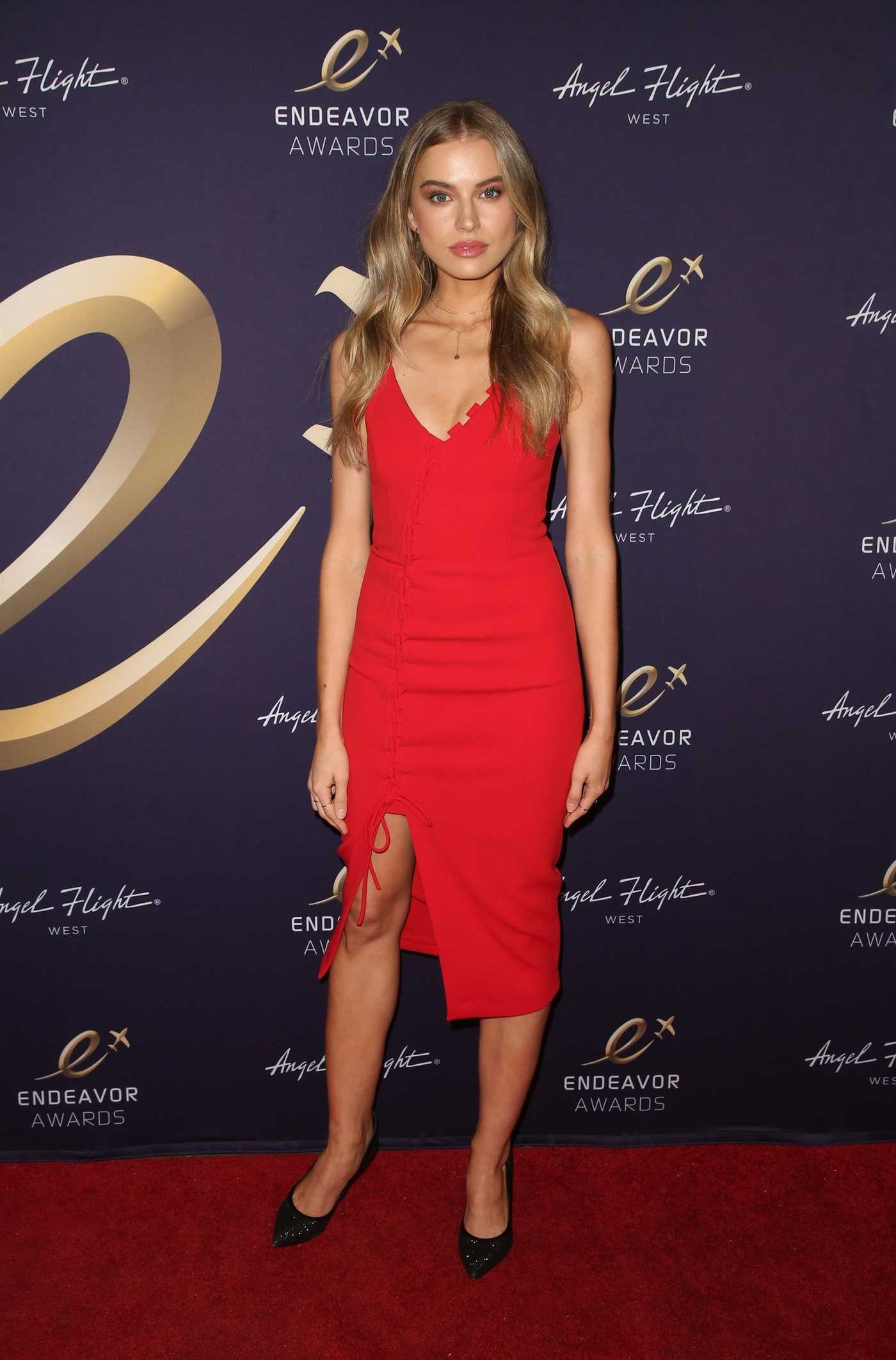 Tanya Mityushina at the 5th Annual Endeavor Awards at California Science Center in Los Angeles 05/12/2018