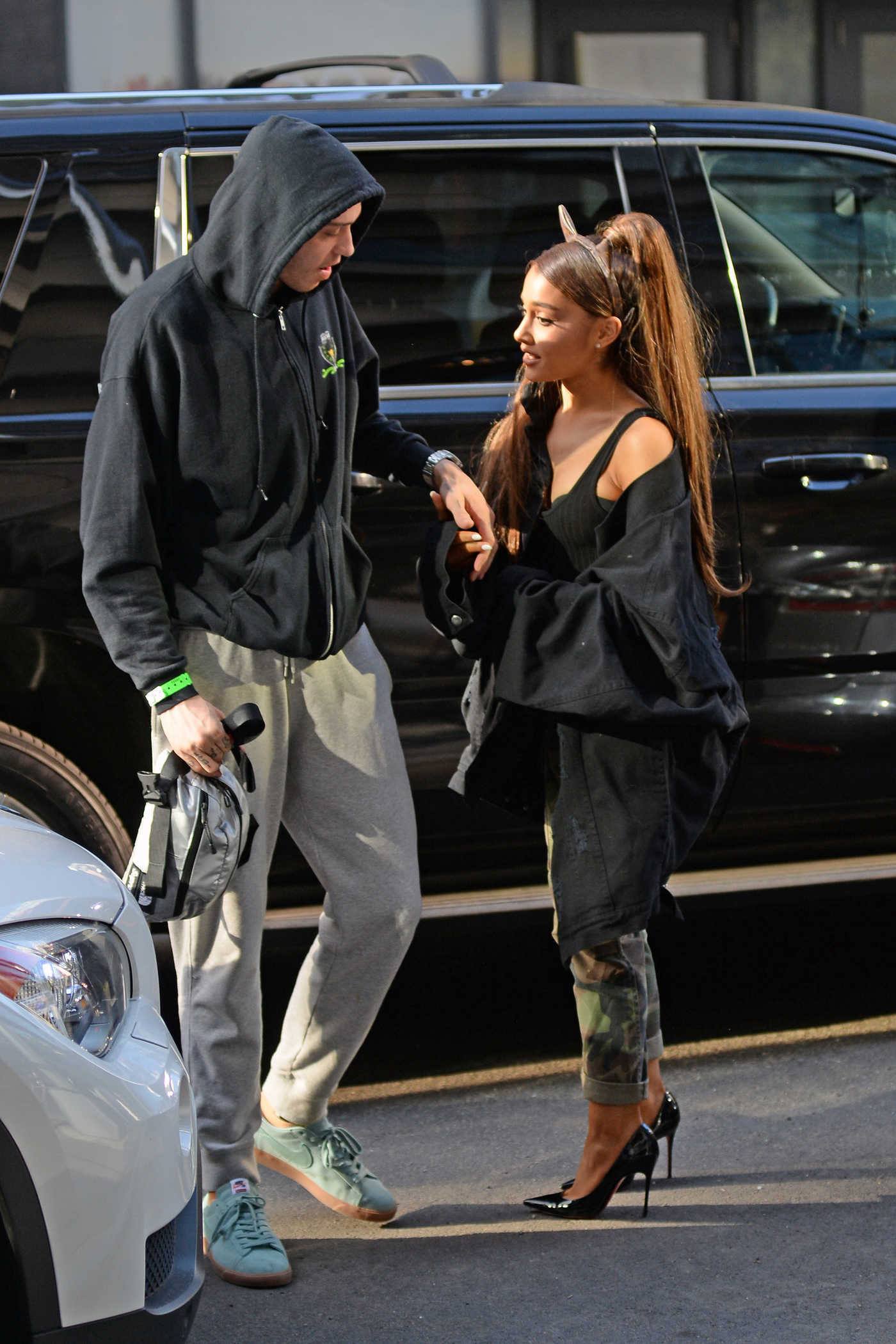 Ariana Grande Was Seen Out in New York City 06/25/2018