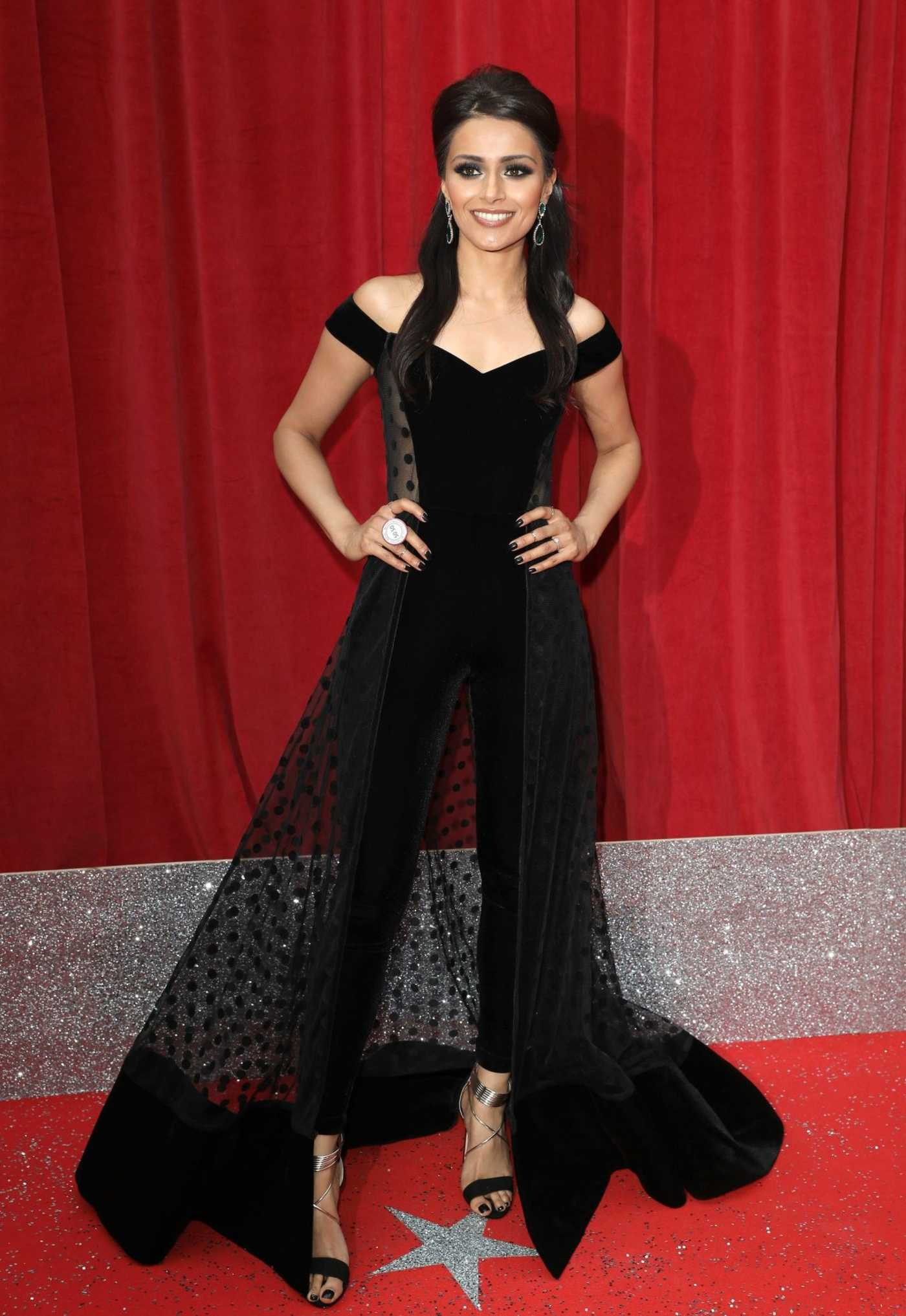 Bhavna Limbachia at 2018 British Soap Awards in London 06/02/2018