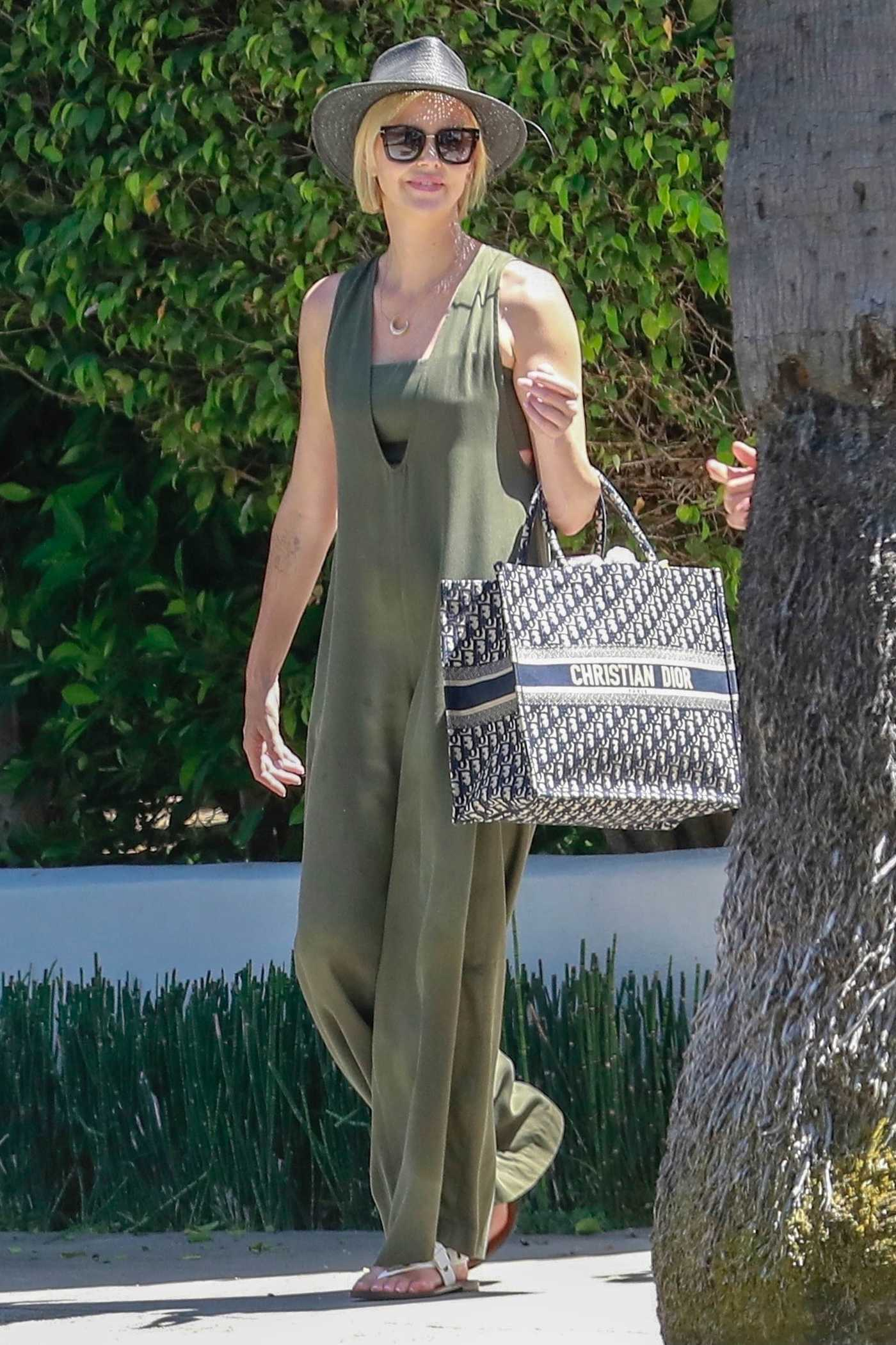 Charlize Theron Was Seen Out in Los Angeles 06/09/2018
