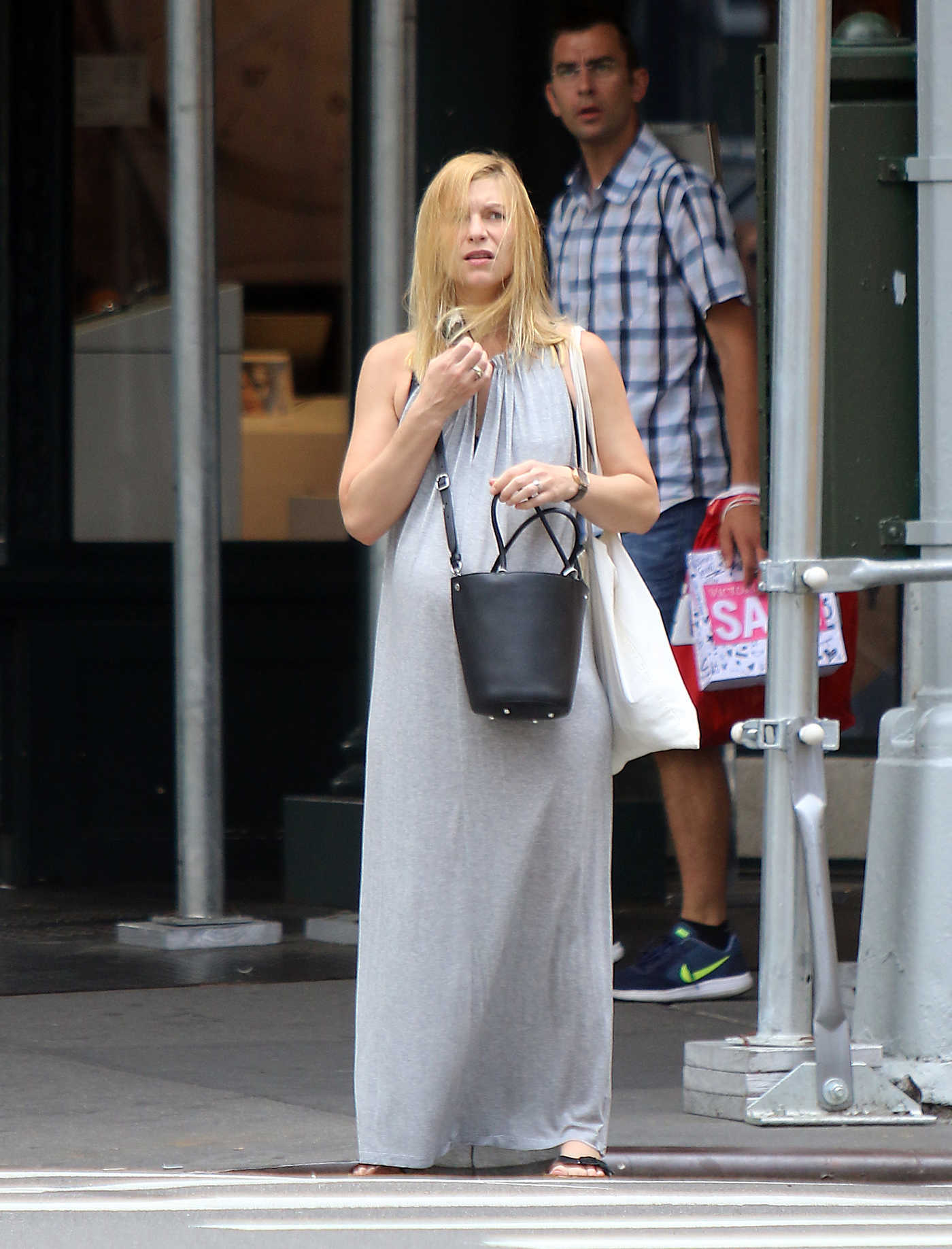 Claire Danes Was Seen Out in New York City 06/20/2018