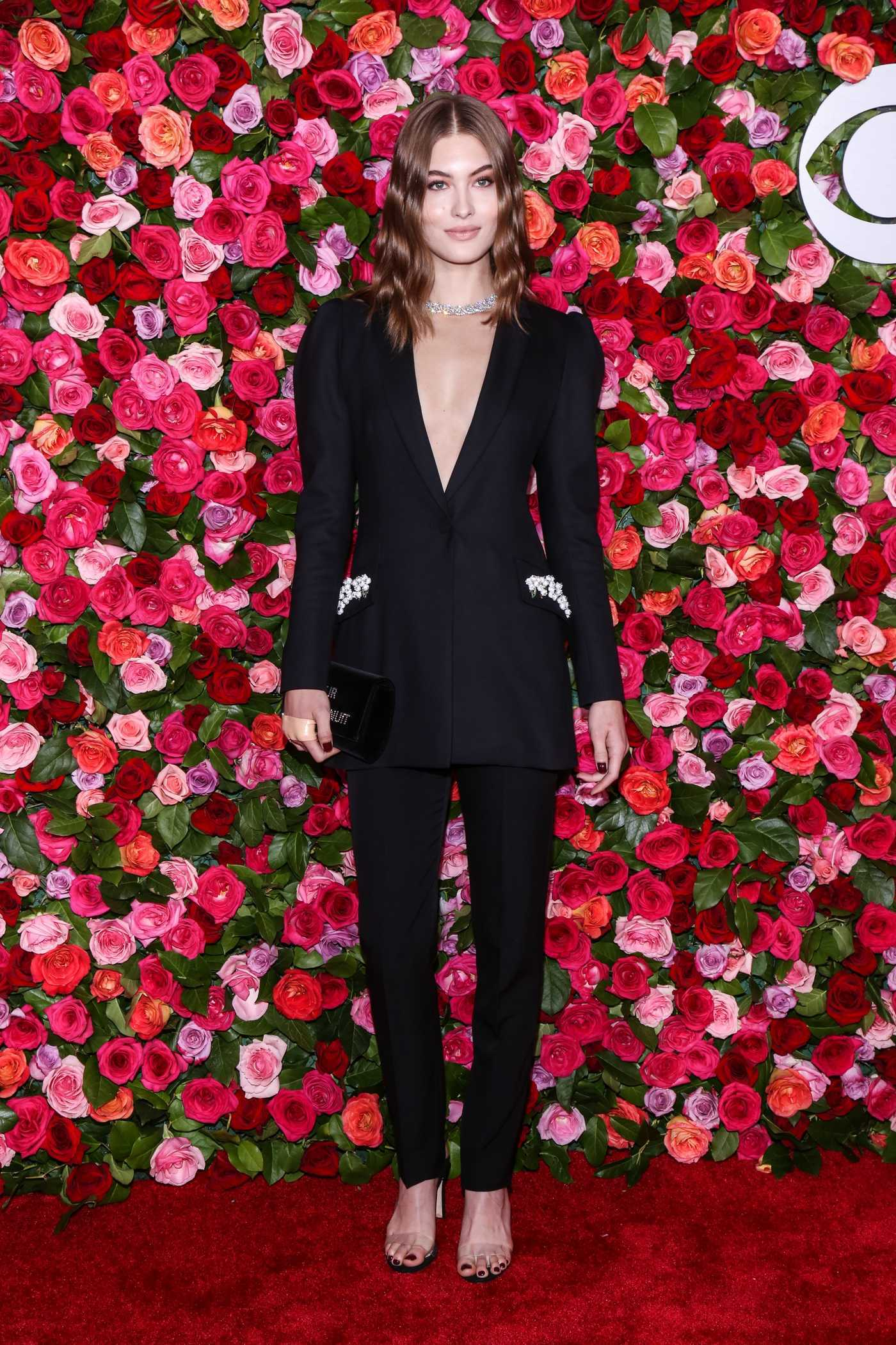 Grace Elizabeth at the 72nd Annual Tony Awards in New York City 06/10/2018