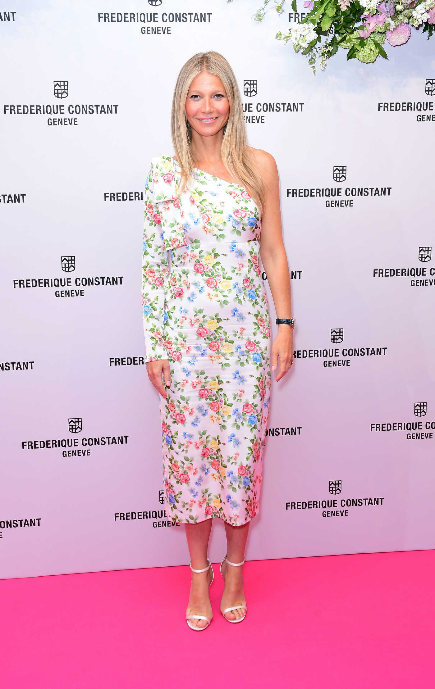 Gwyneth Paltrow Attends the New Ladies Automatic Collection Launch in London 06/21/2018