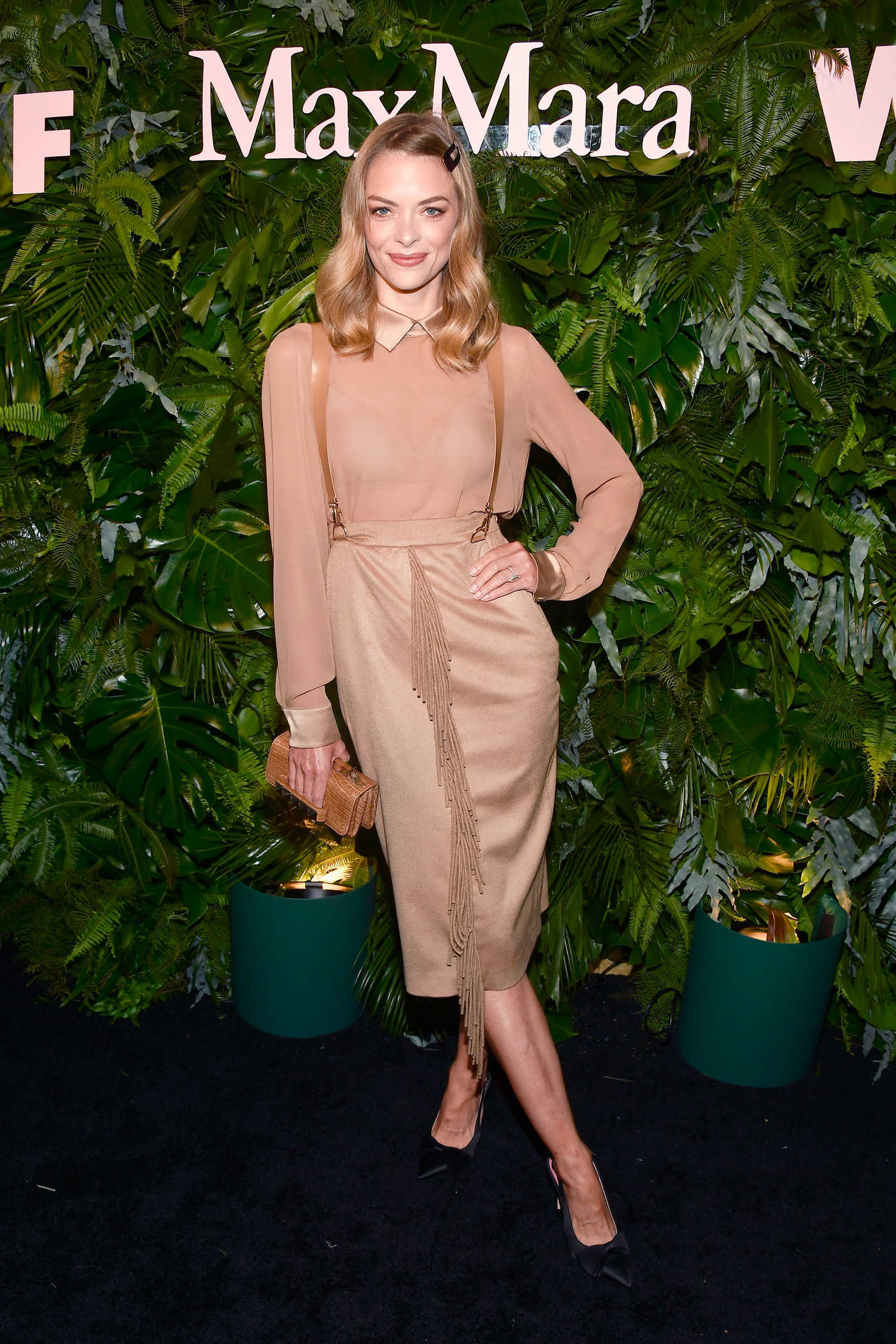 Jaime King at 2018 MaxMara WIF Face of the Future in Los Angeles 06/12/2018