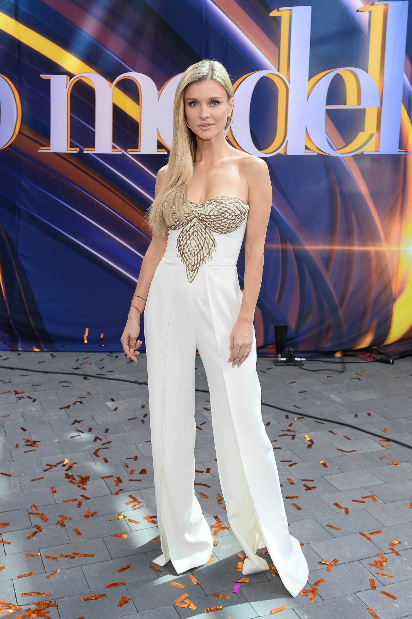 Joanna Krupa Hosted the Casting of the Top Model Show in Warsaw 06/08/2018