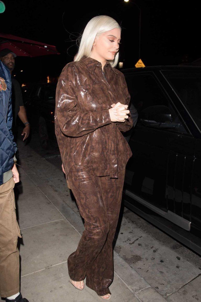 Kylie Jenner Leaves TAO Restaurant in Hollywood 06/09/2018-1