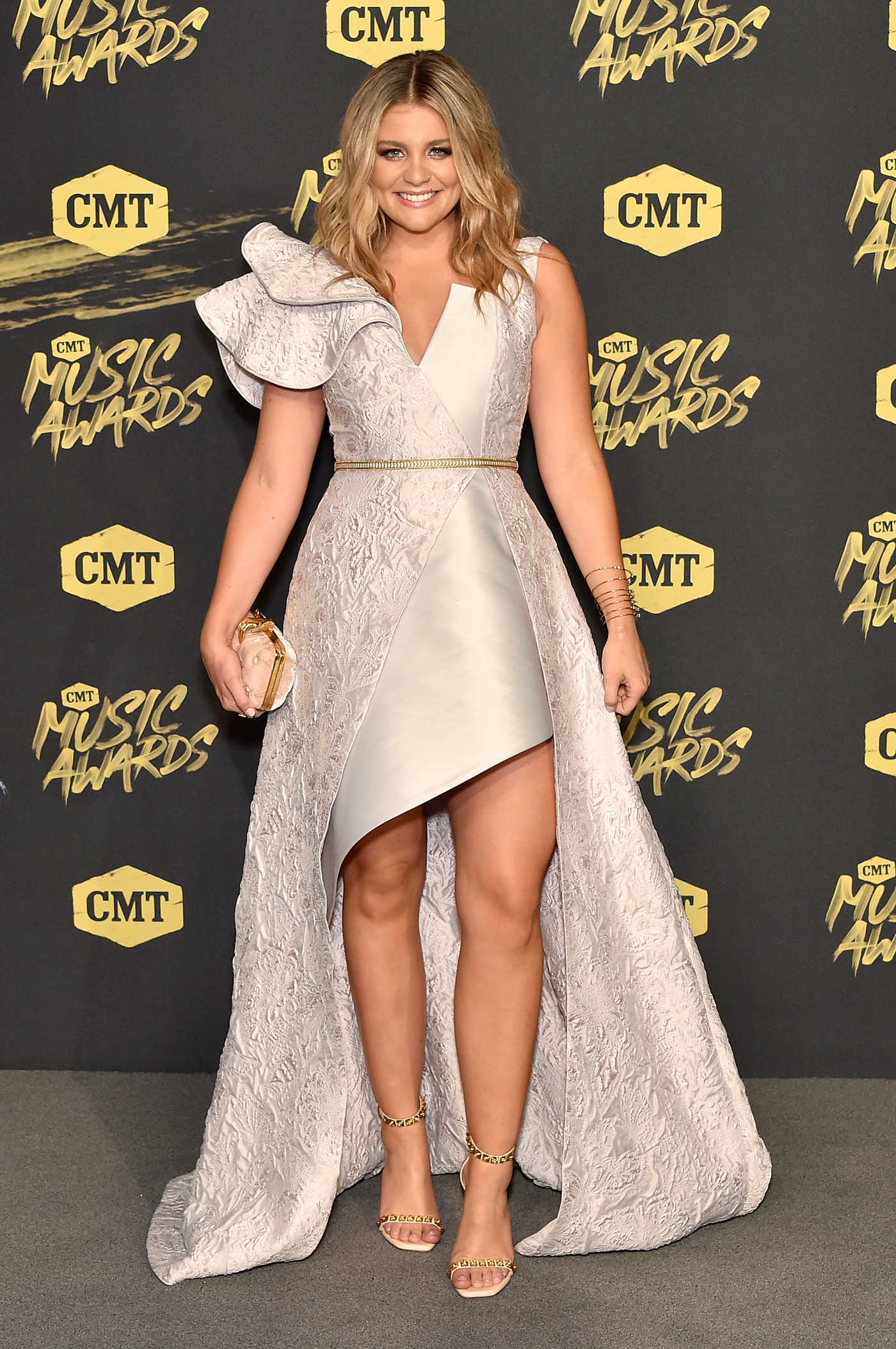 Lauren Alaina at 2018 CMT Music Awards at Bridgestone Arena in Nashville 06/06/2018