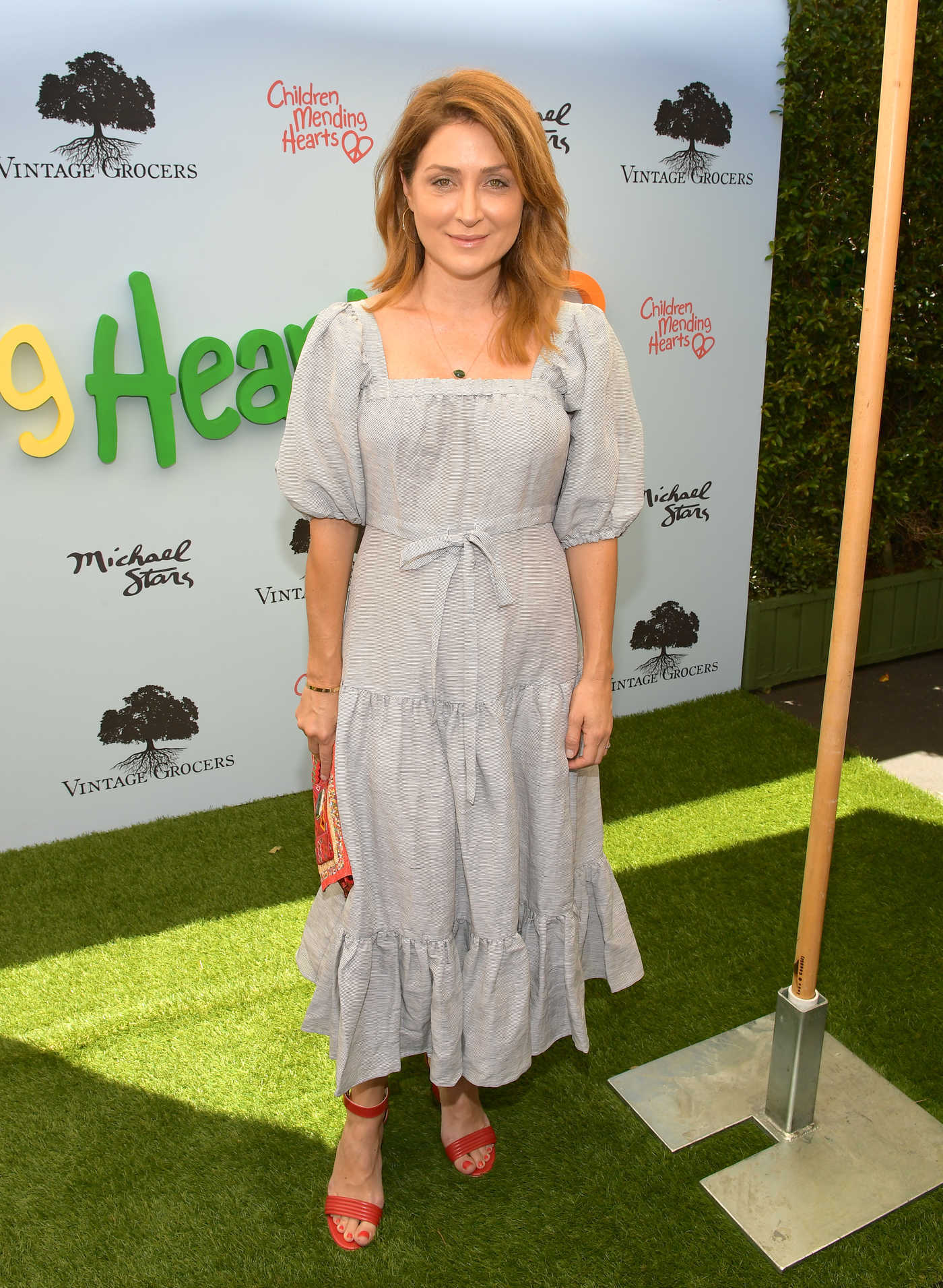 Sasha Alexander at the Children Mending Hearts Gala in Los Angeles 06/10/2018