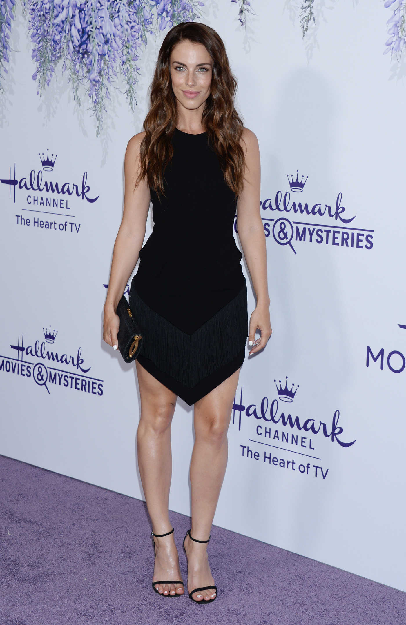 Jessica Lowndes Attends Hallmark's Evening Gala TCA Summer Press Tour in LA 07/26/2018