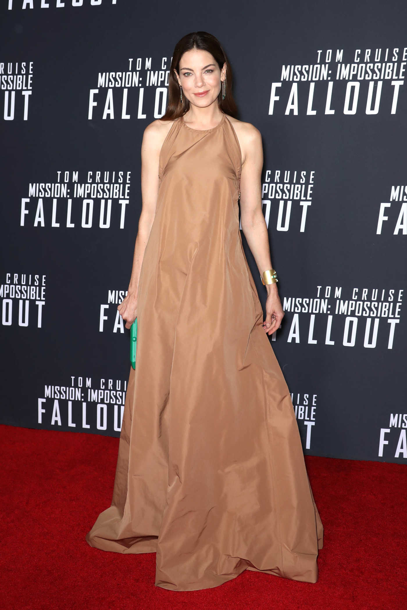 Michelle Monaghan Attends the Mission Impossible: Fallout Premiere in Washington 07/22/2018