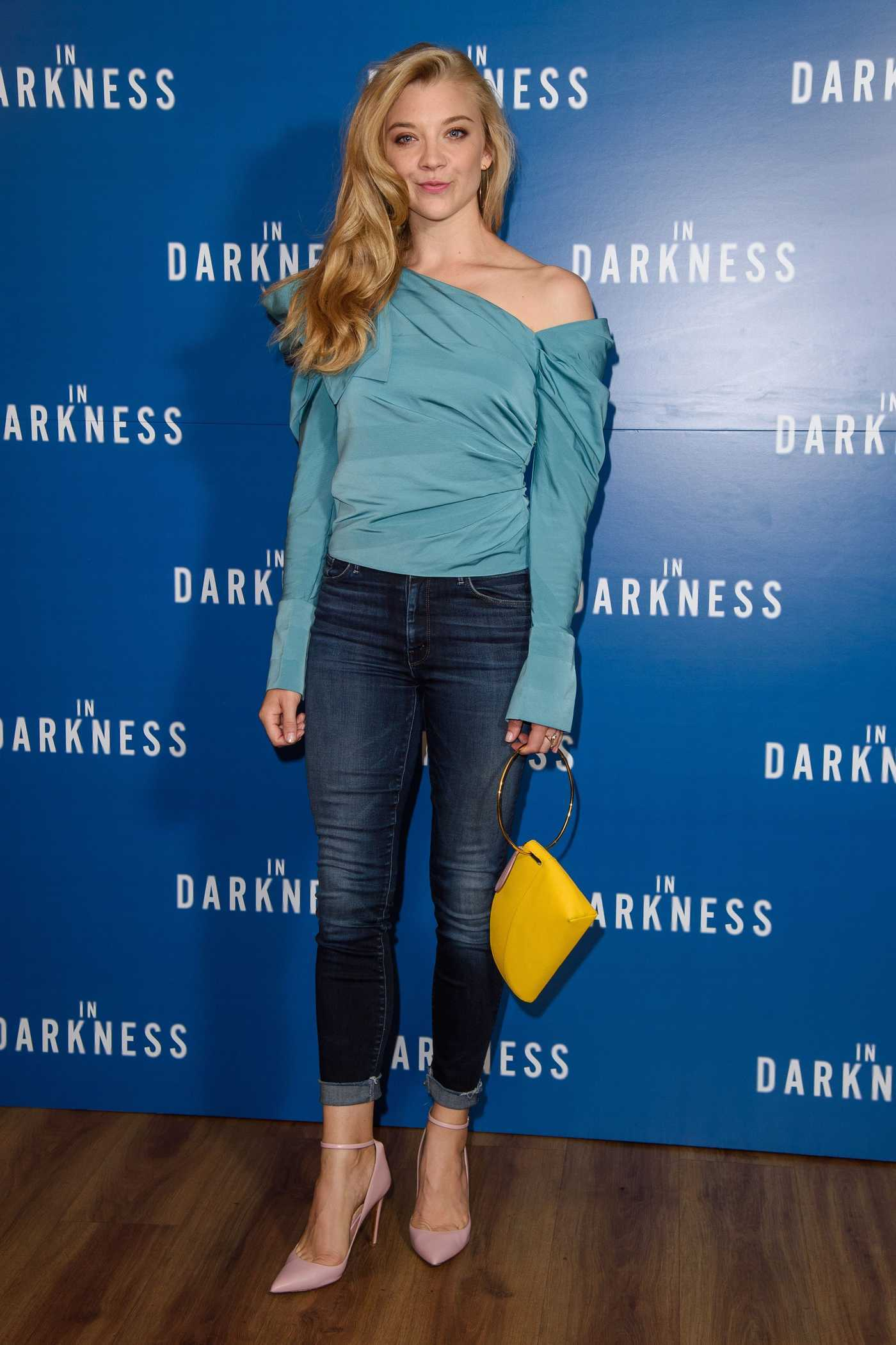 Natalie Dormer Attends In Darkness Photocall in London 07/03/2018