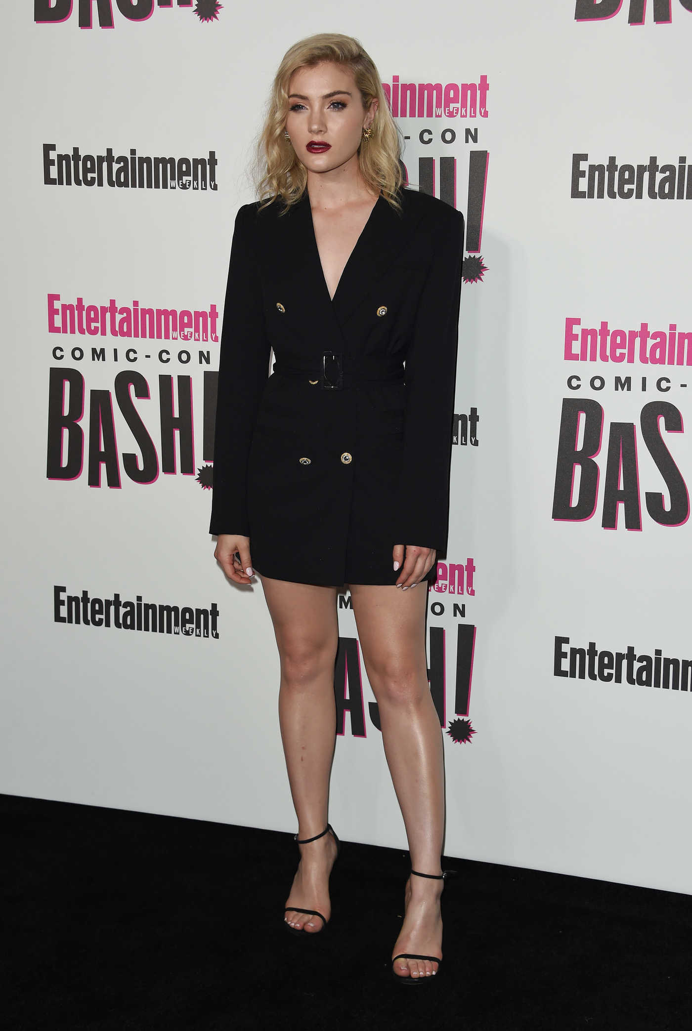 Skyler Samuels at the Entertainment Weekly's Comic-Con Bash in San Diego 07/21/2018