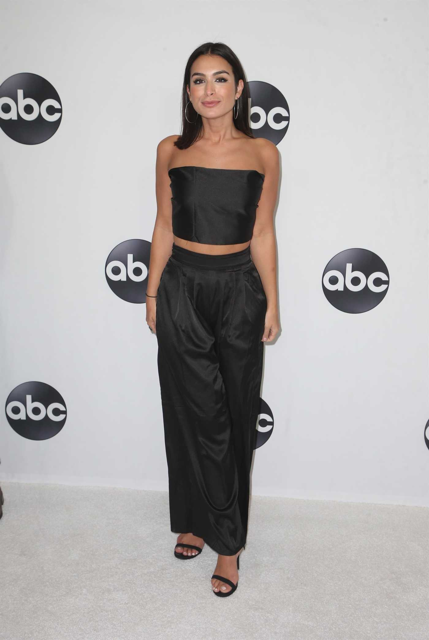 Ashley Iaconetti Attends the Disney ABC Television TCA Summer Press Tour in Beverly Hills 08/07/2018