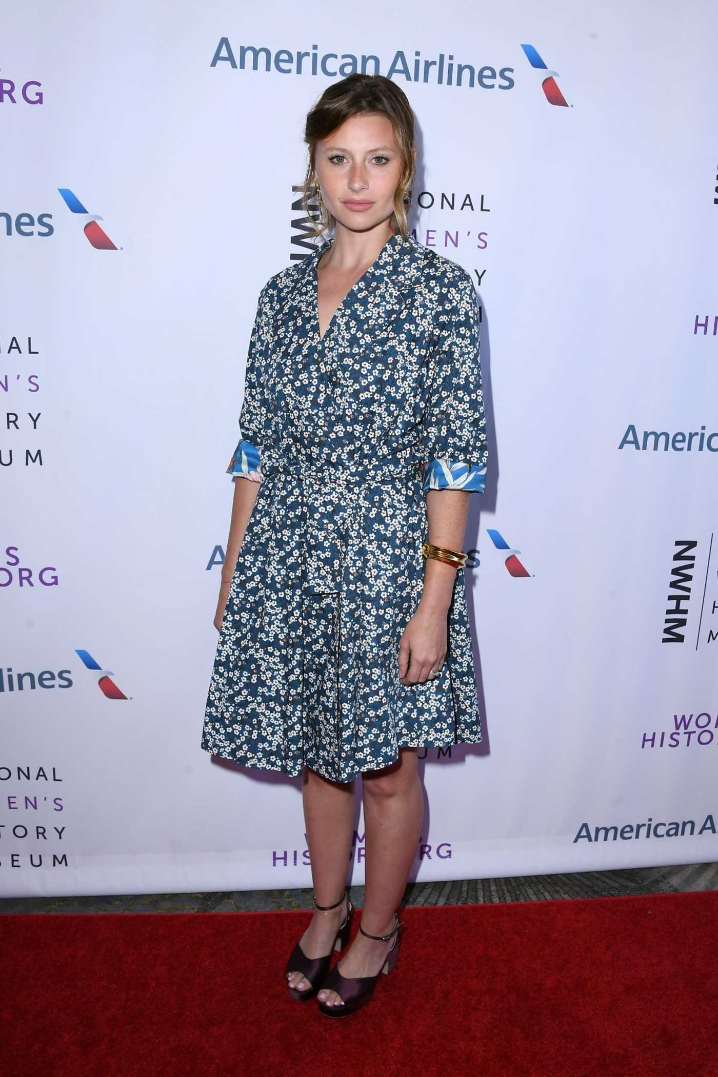 Aly Michalka at the 7th Annual Women Making History Awards in Beverly Hills 09/15/2018