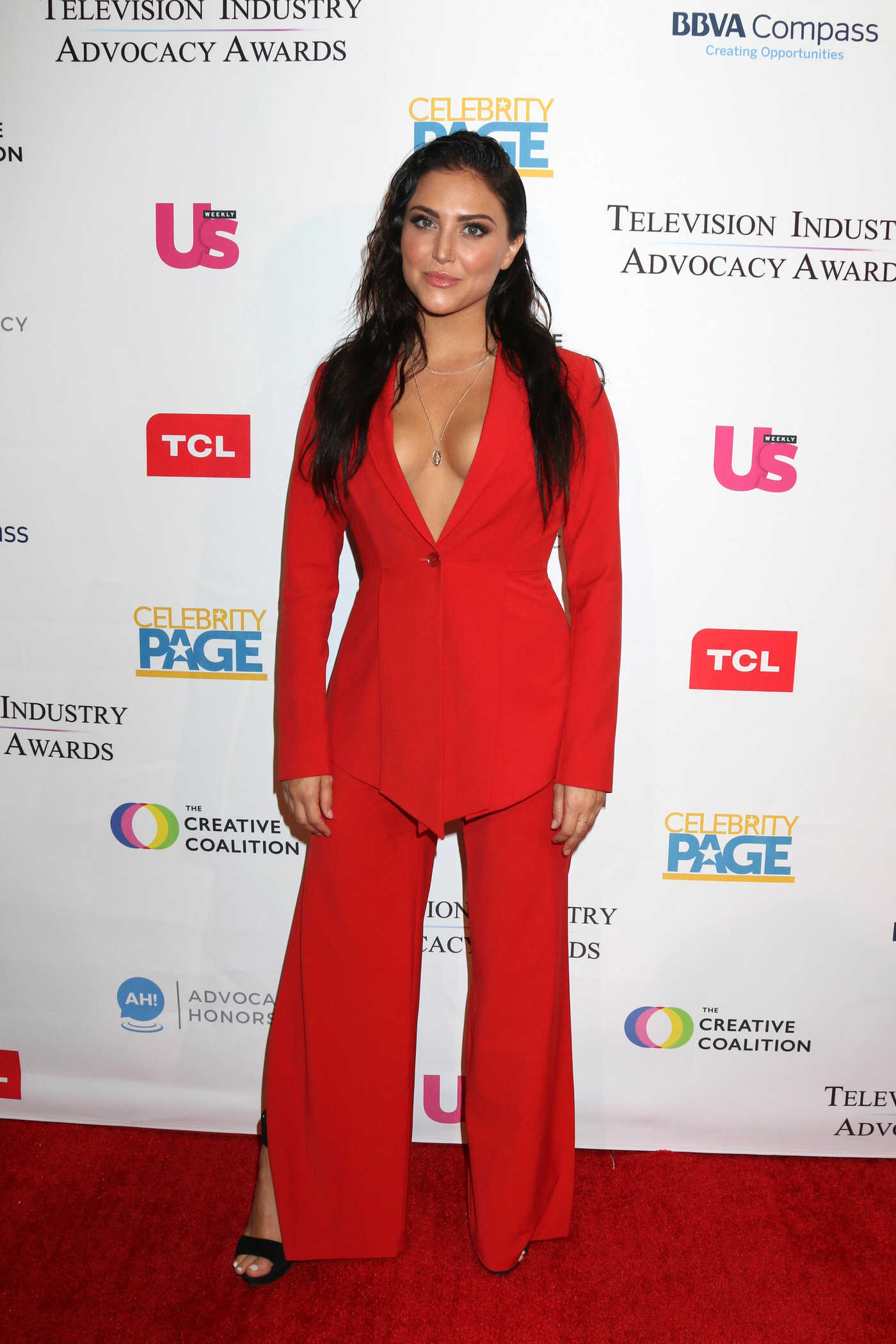 Cassie Scerbo at 2018 Television Industry Advocacy Awards in LA 09/15/2018