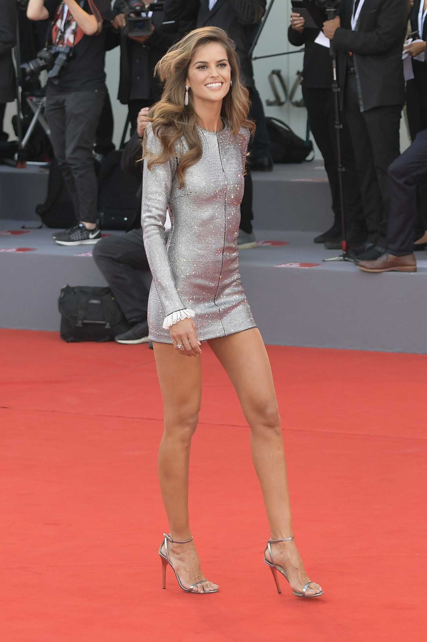 Izabel Goulart at Rome Premiere During the 75th Venice Film Festival in Venice 08/30/2018