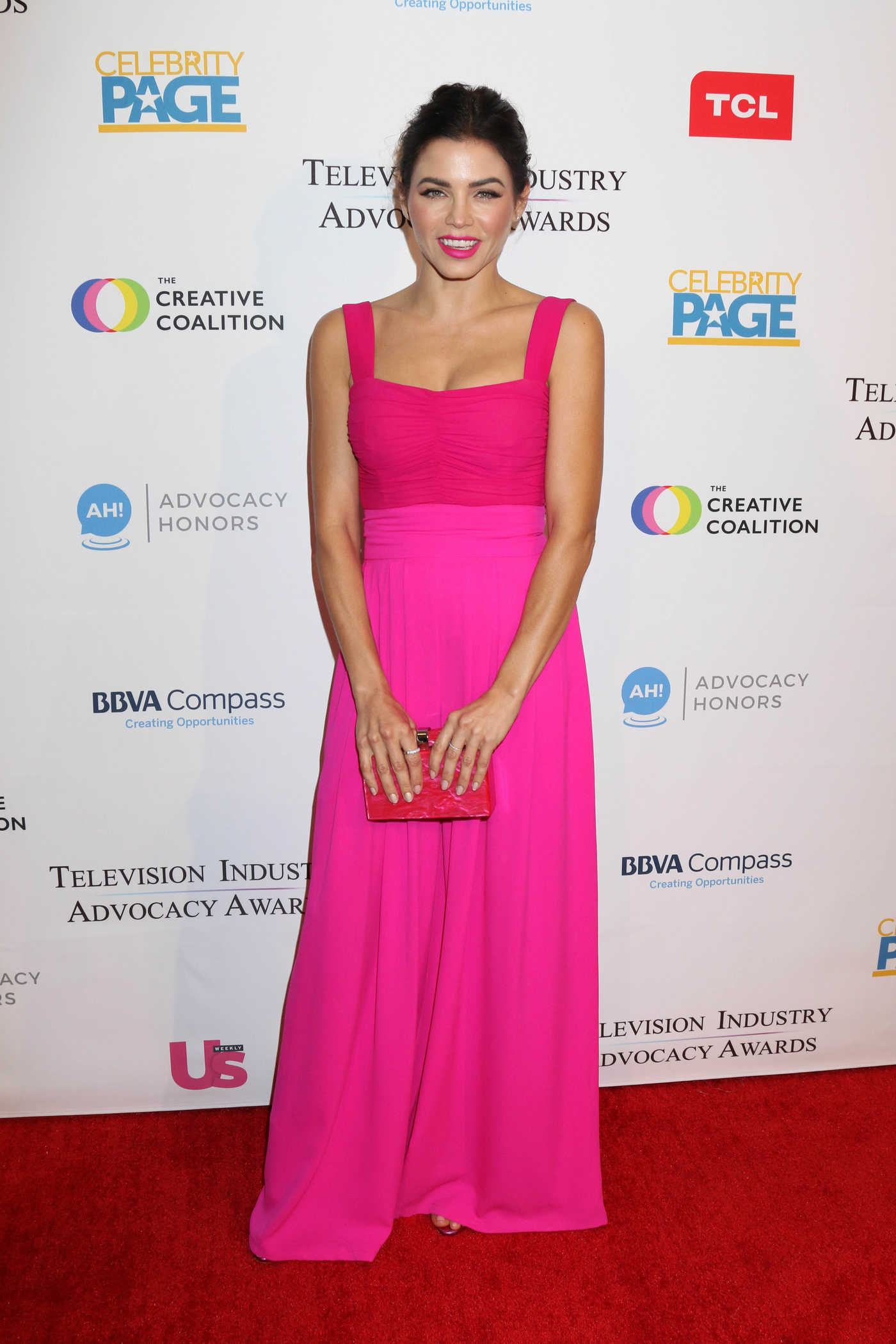Jenna Dewan at 2018 Television Industry Advocacy Awards in LA 09/15/2018