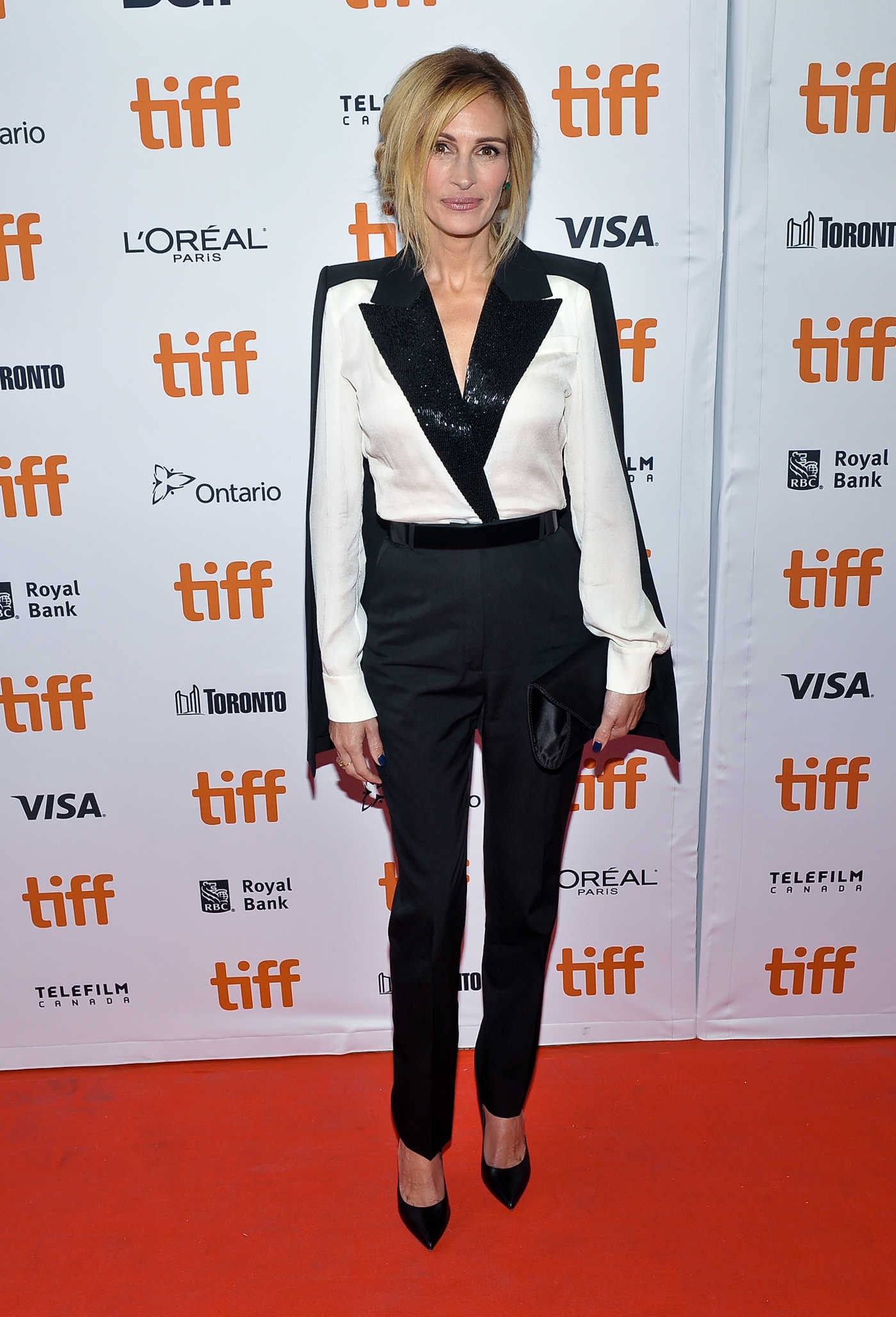 Julia Roberts at Homecoming Premiere During the Toronto International Film Festival in Toronto 09/07/2018