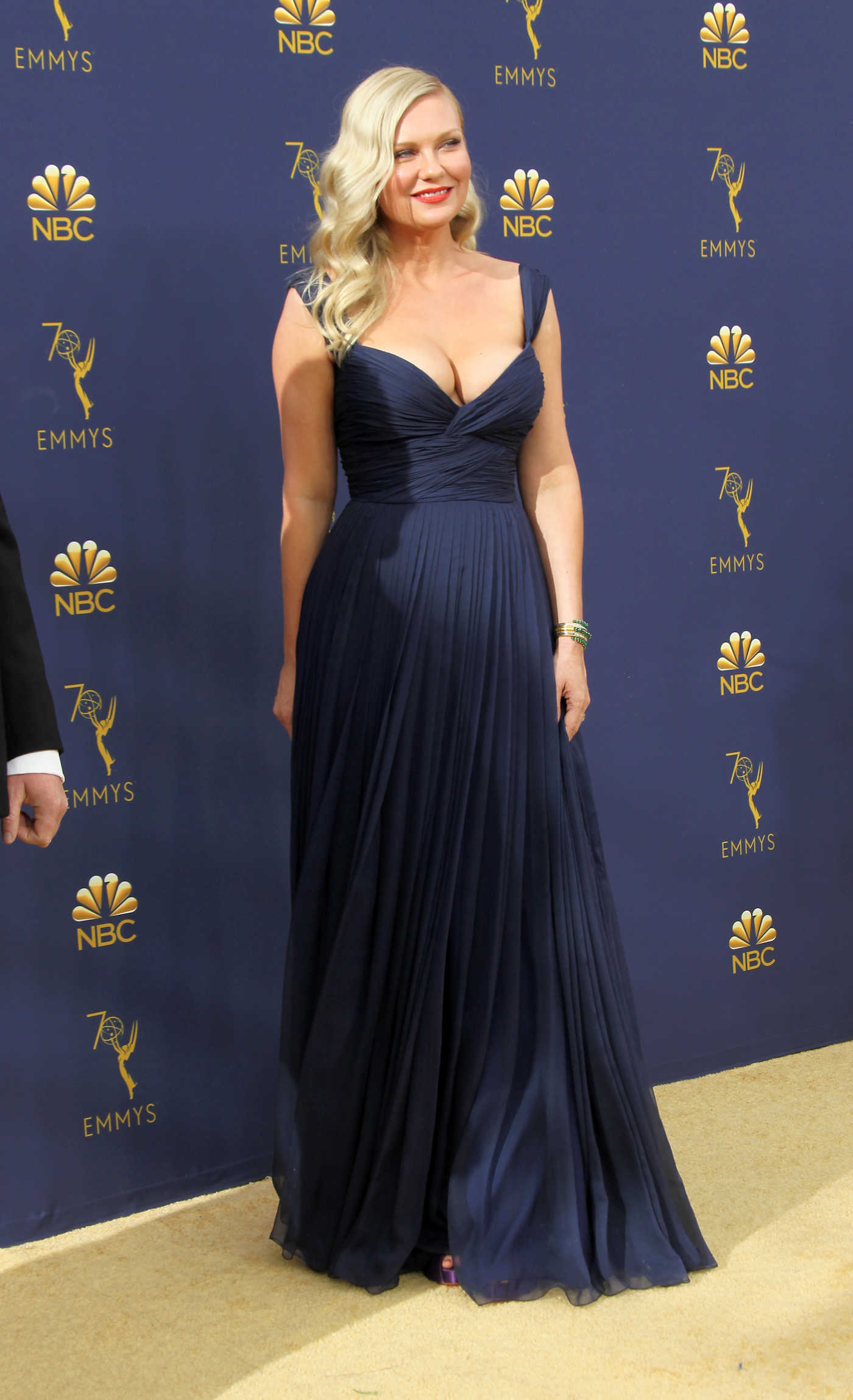Kirsten Dunst at the 70th Primetime Emmy Awards in LA 09/17/2018