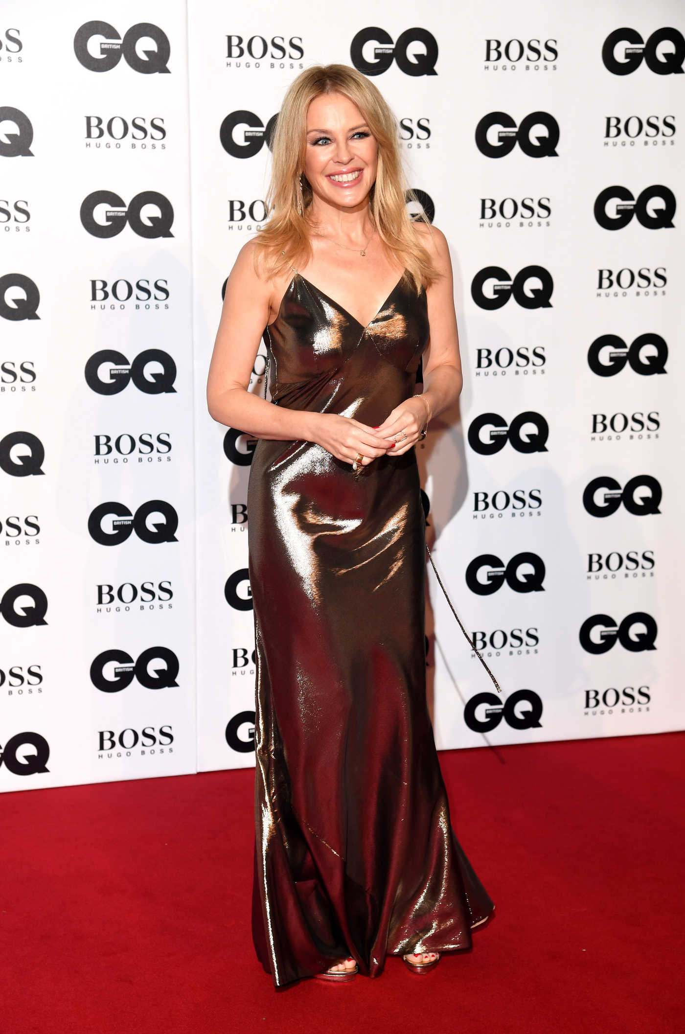 Kylie Minogue at 2018 GQ Men of the Year Awards in London 09/05/2018