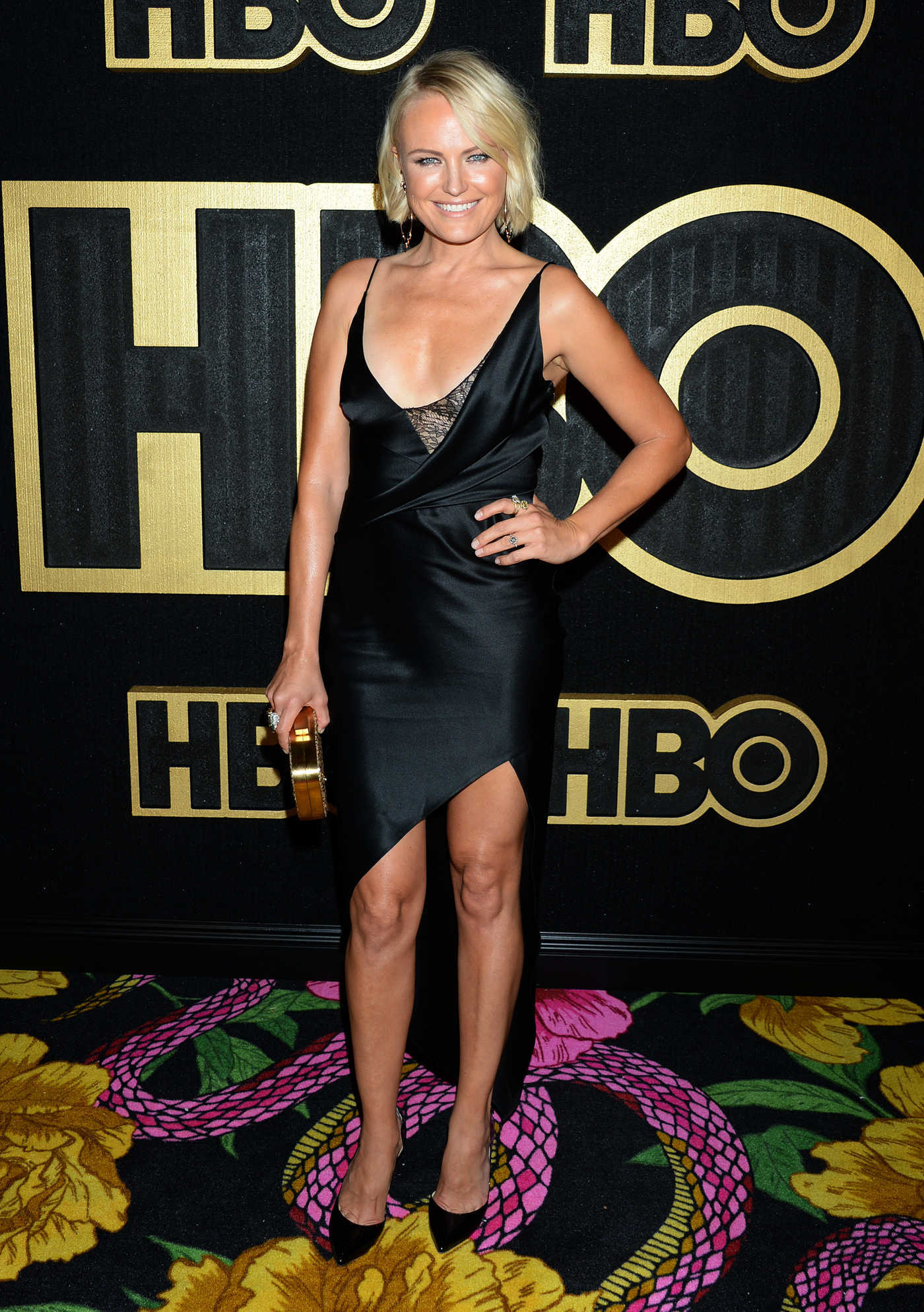 Malin Akerman at the 70th Primetime Emmy Awards HBO Party in LA 09/17/2018