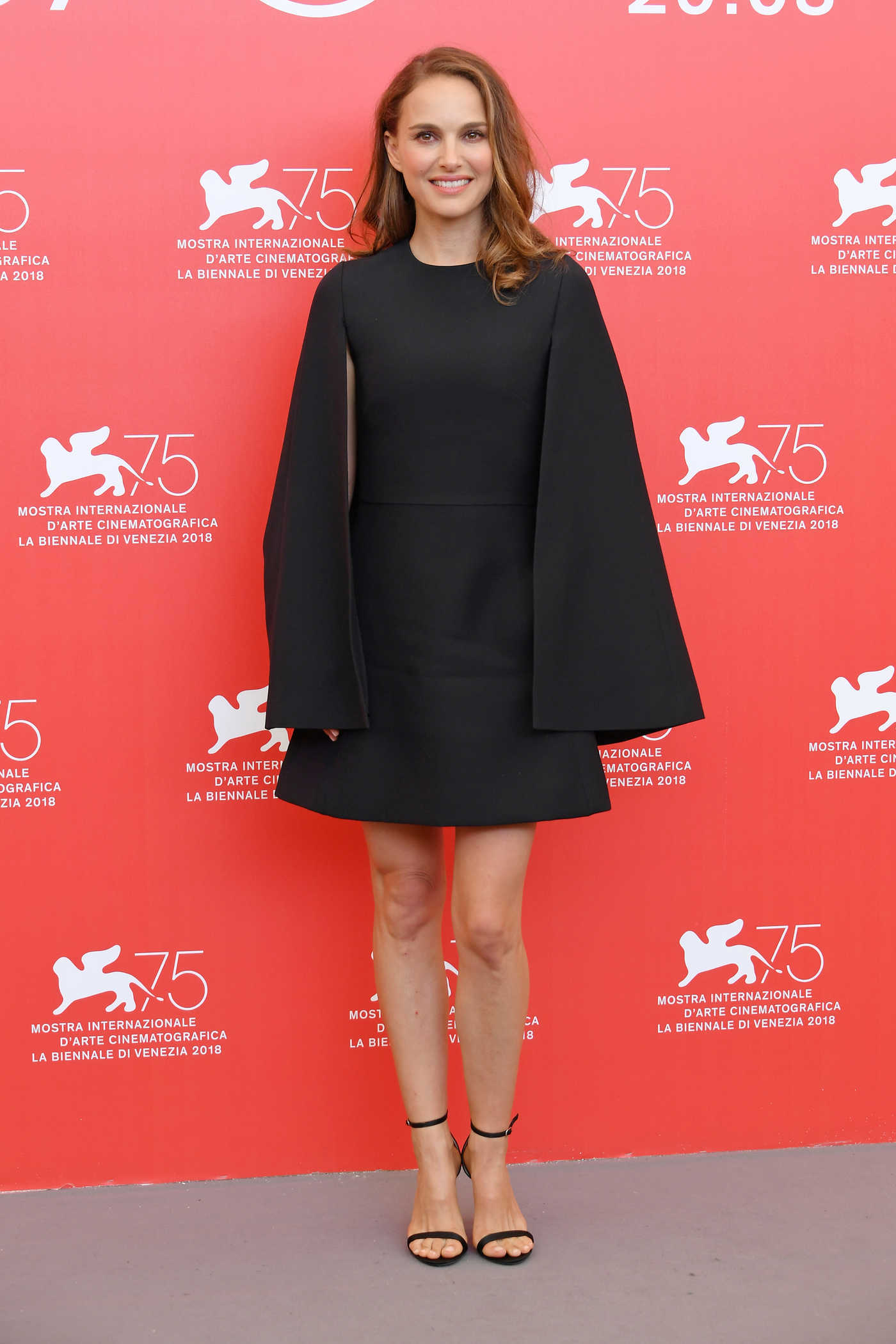Natalie Portman at the Vox Lux Photocall During the 75th Venice Film Festival in Venice 09/04/2018