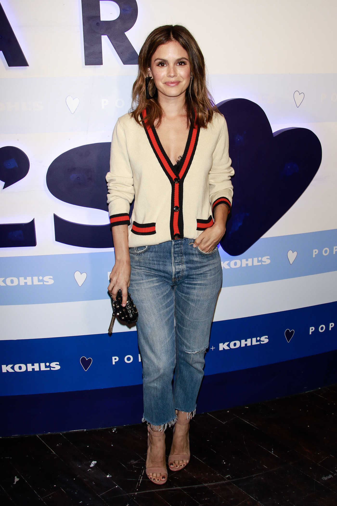 Rachel Bilson Attends the Kohl's Collection Launch Party in New York 09/12/2018