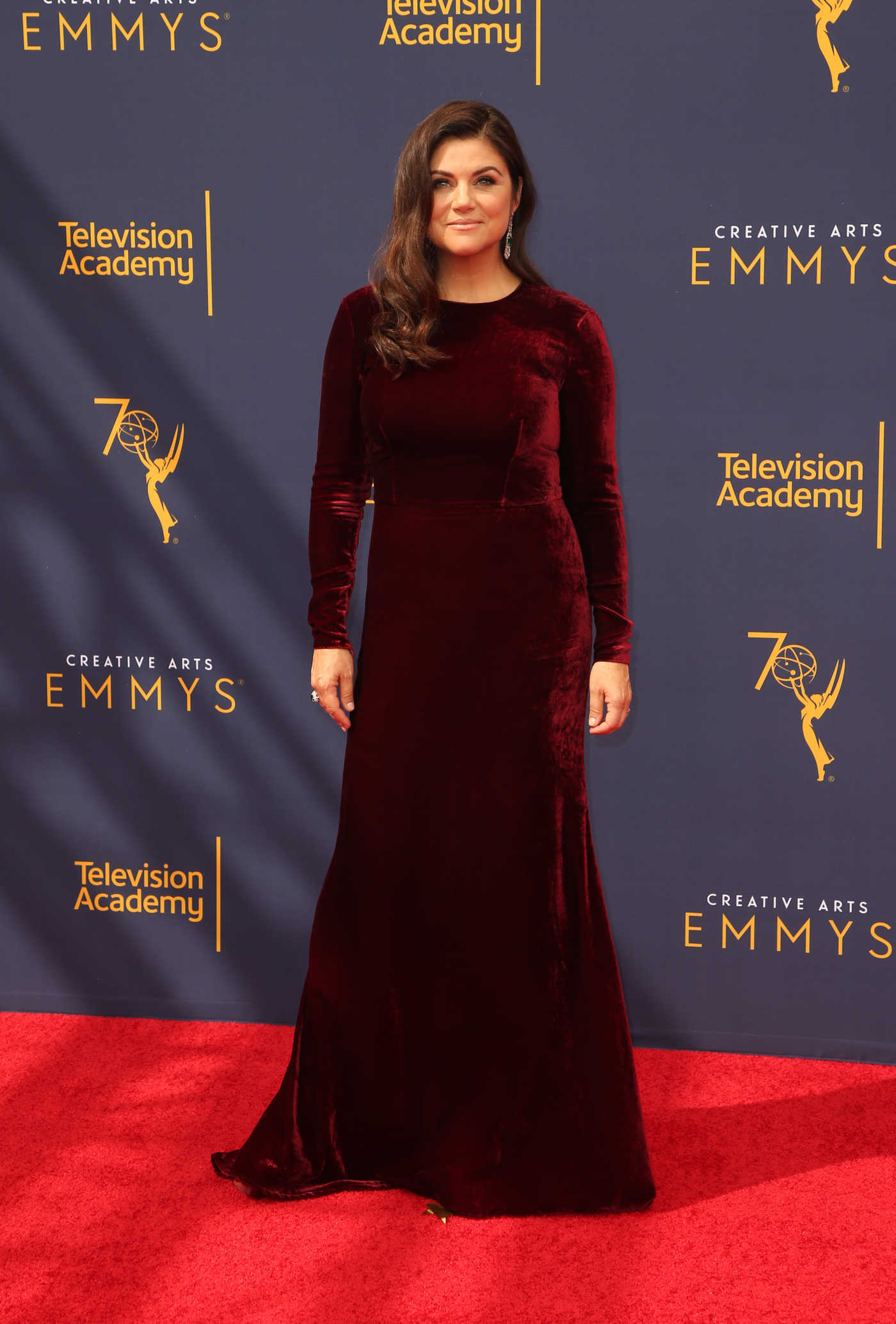 Tiffani Thiessen at Creative Arts Emmy Awards in LA 09/08/2018