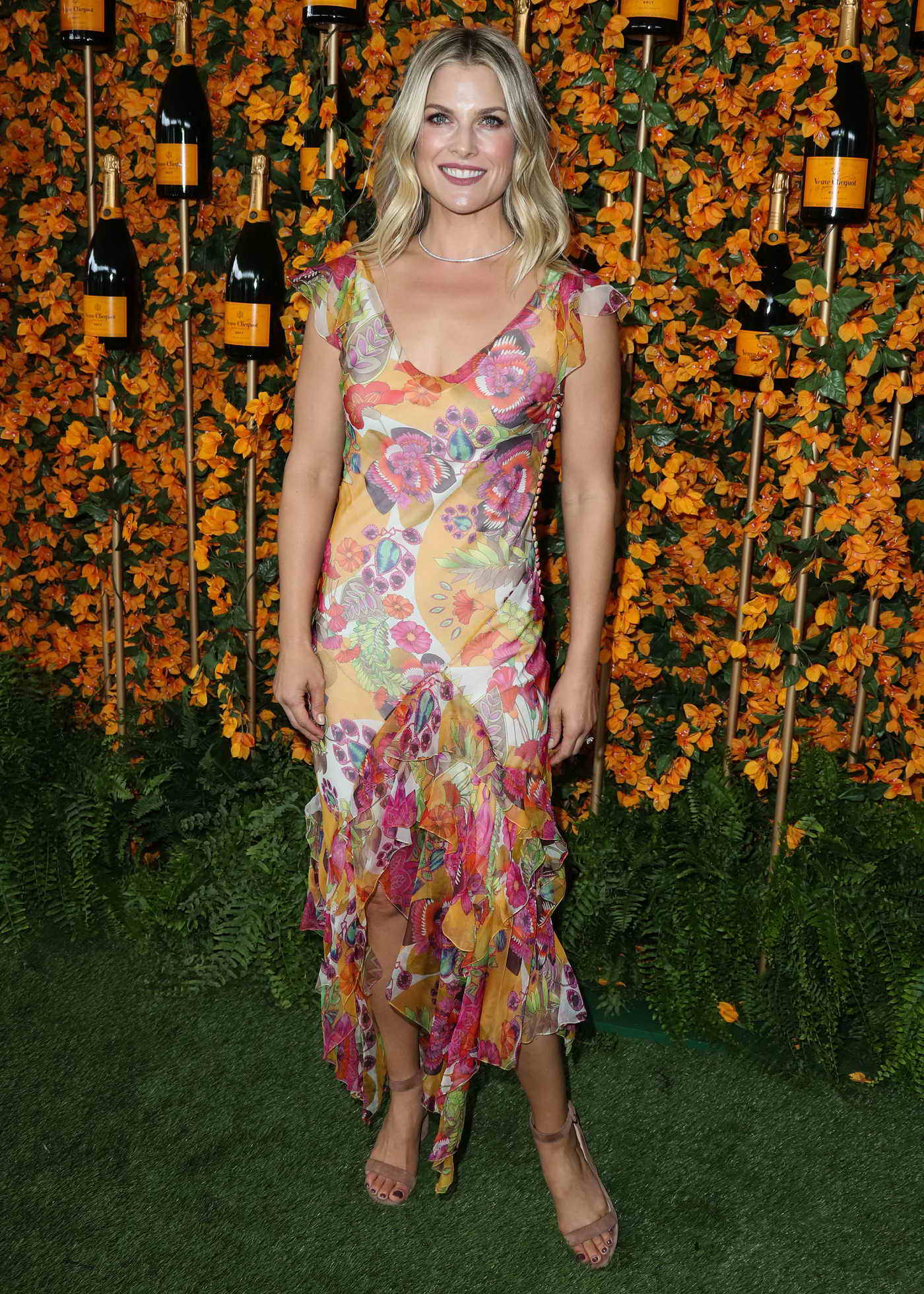 Ali Larter Attends the 9th Annual Veuve Clicquot Polo Classic in LA 10/06/2018
