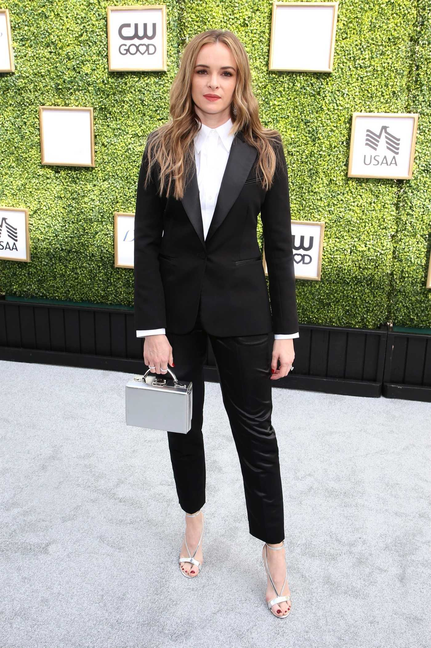 Danielle Panabaker Attends the CW Networks Fall Launch Event in LA 10/14/2018