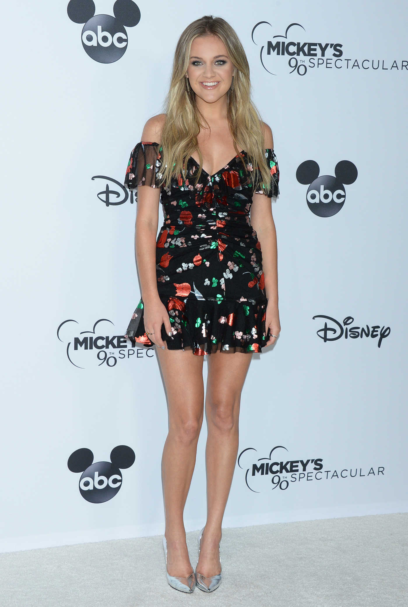 Kelsea Ballerini Attends Mickey's 90th Spectacular at Shrine Auditorium in Los Angeles 10/06/2018