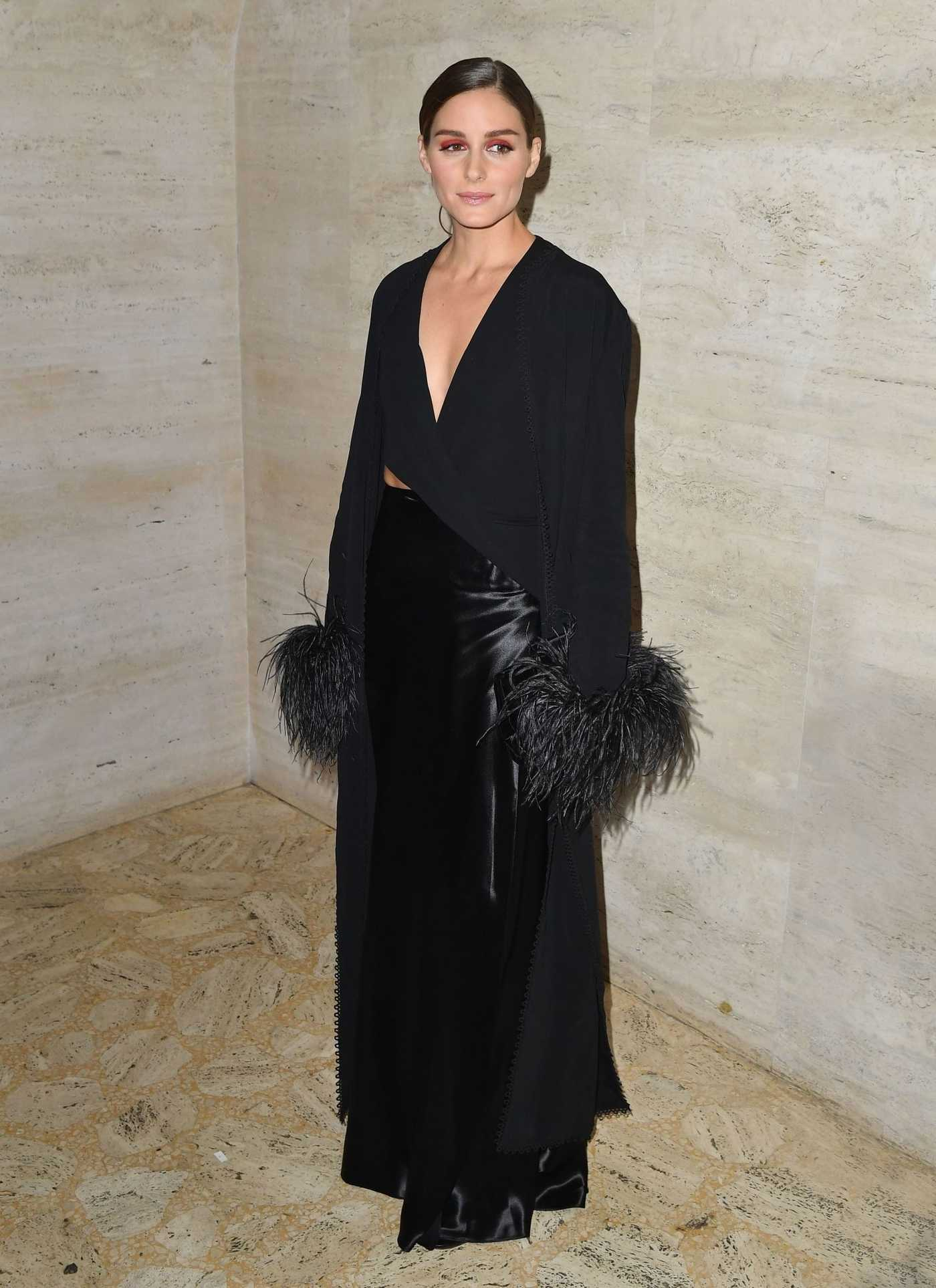 Olivia Palermo Attends The American Ballet Theatre 2018 Fall Gala in New York City 10/17/2018