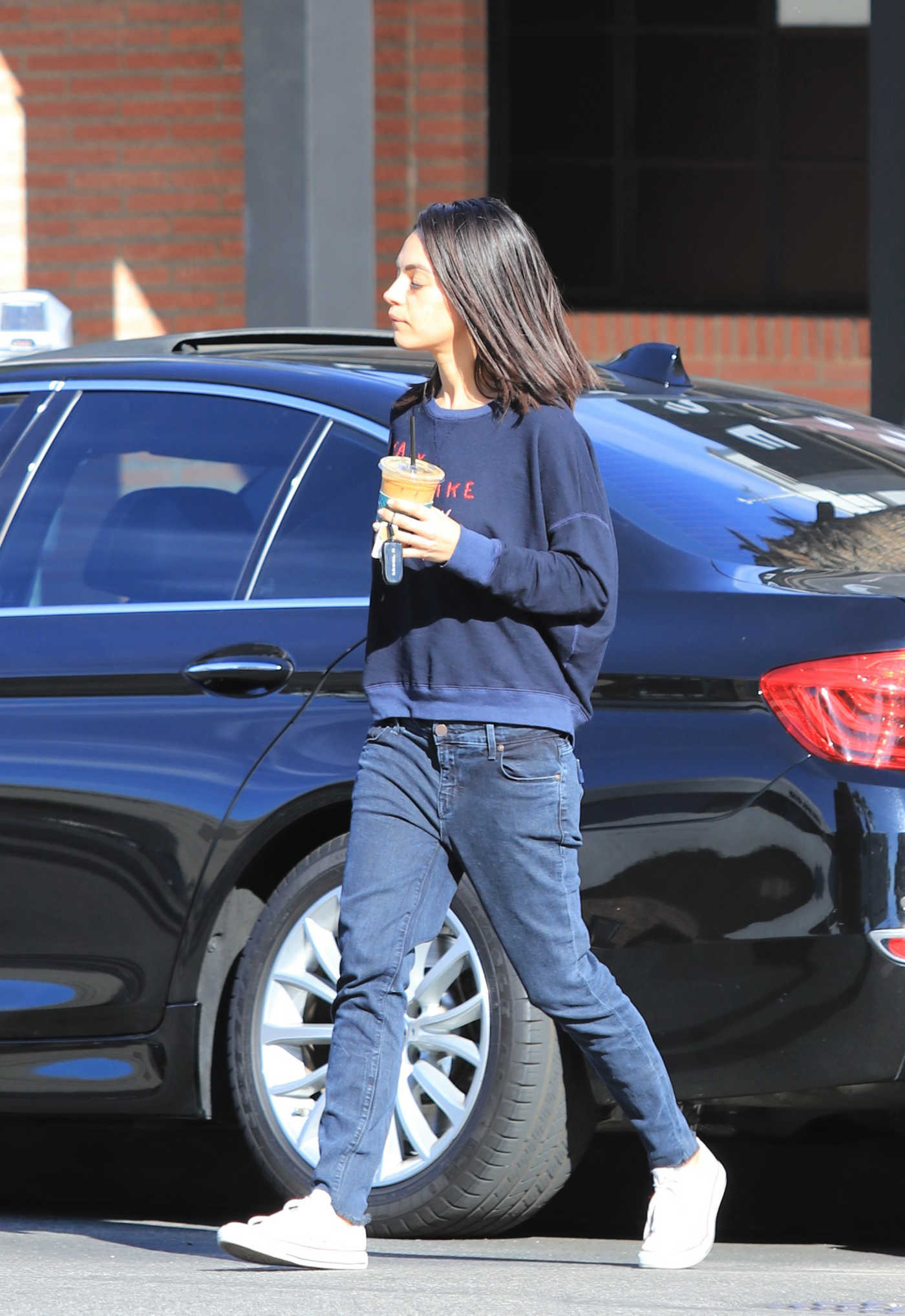 Mila Kunis Was Seen Out in Studio City 11/27/2018
