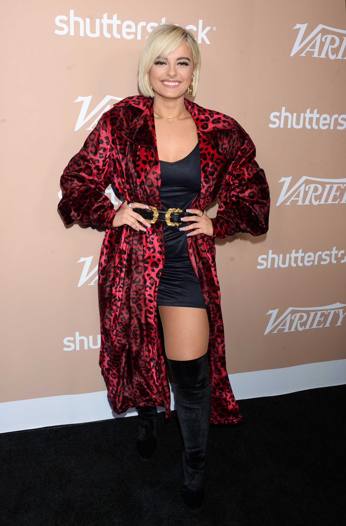 Bebe Rexha Attends 2018 Variety Hitmakers Brunch in Los Angeles 12/01/2018