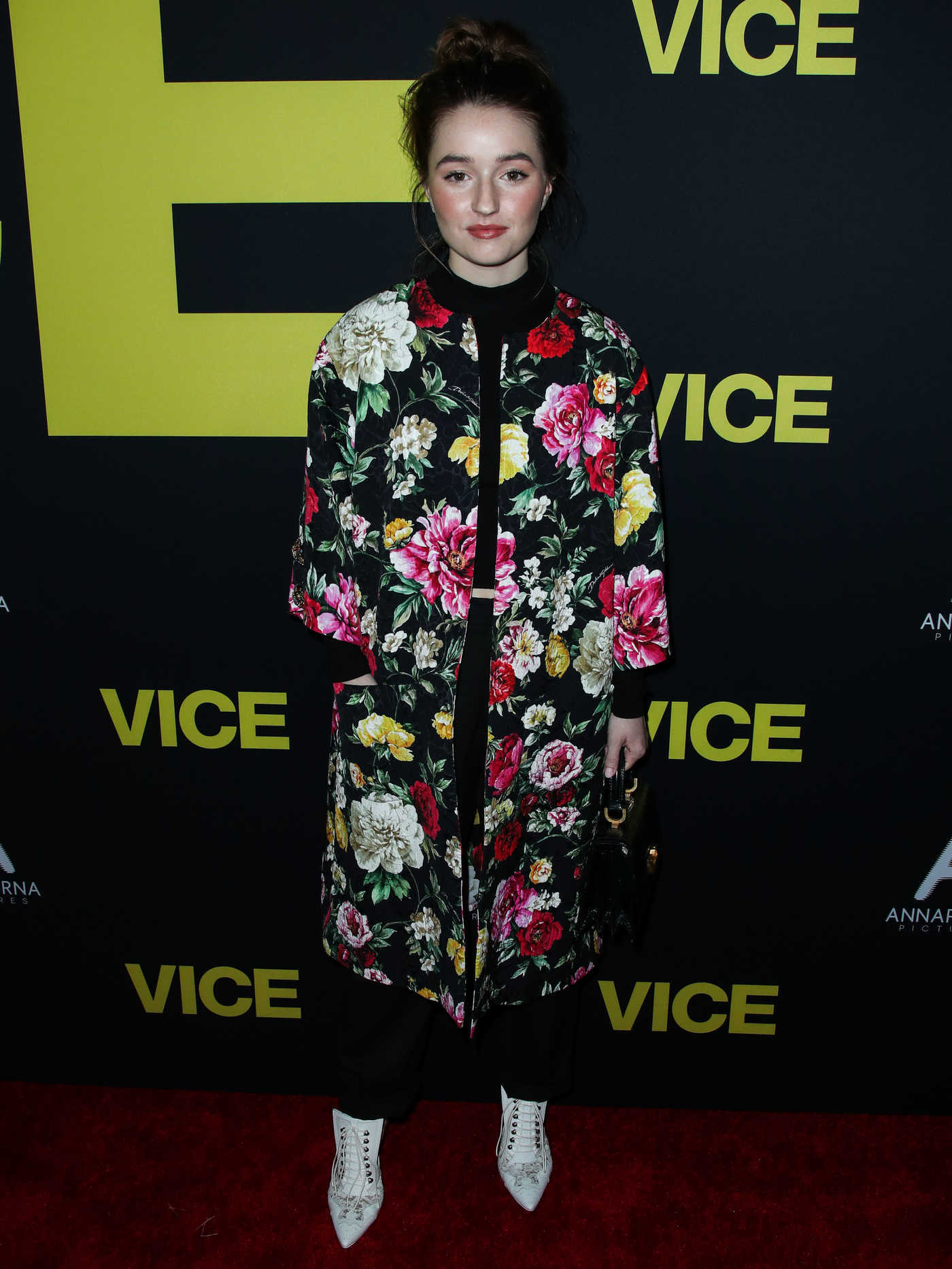 Kaitlyn Dever Attends Vice World Premiere in LA 12/11/2018