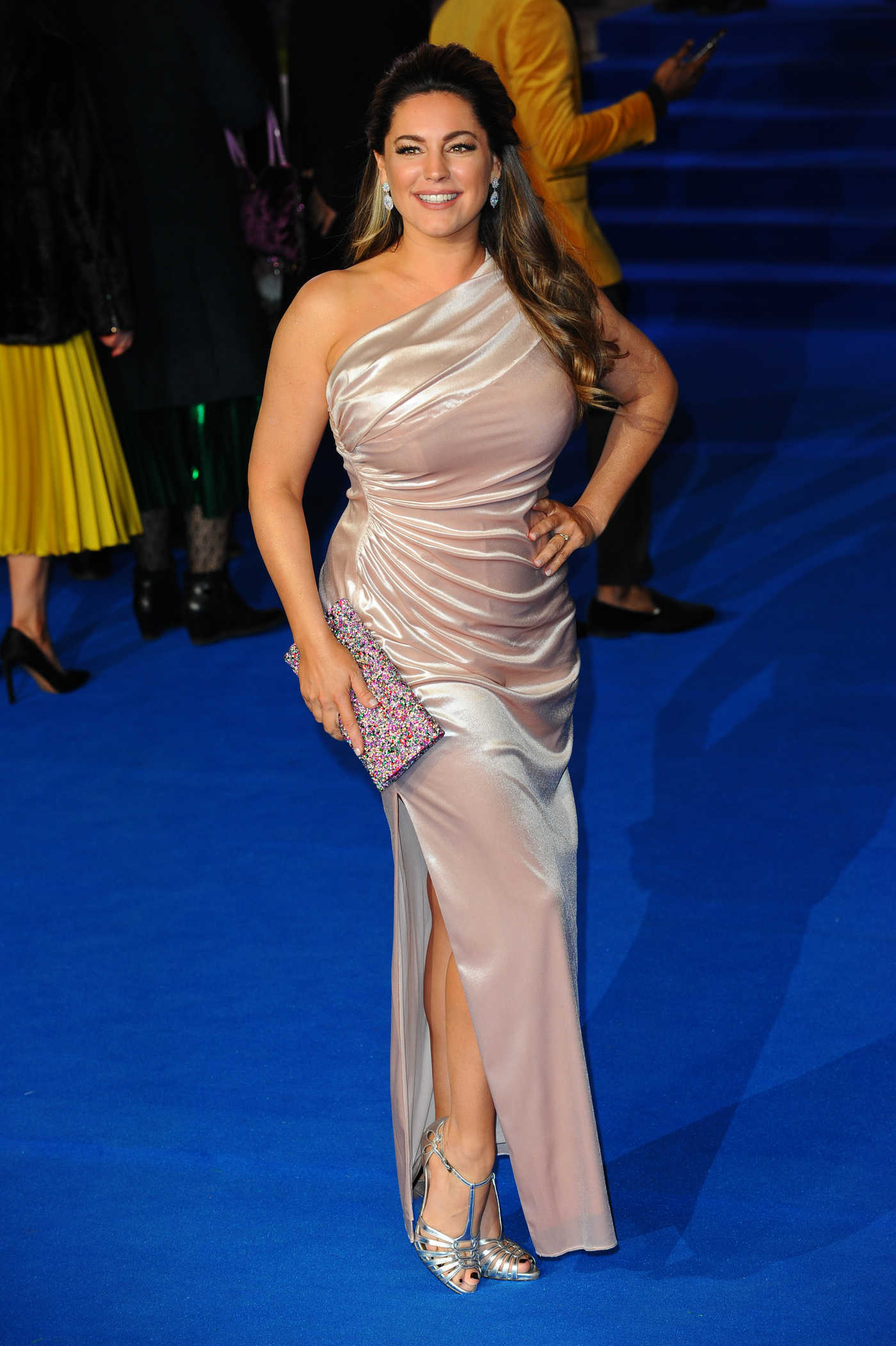 Kelly Brook Attends Mary Poppins Returns Premiere in London 12/12/2018