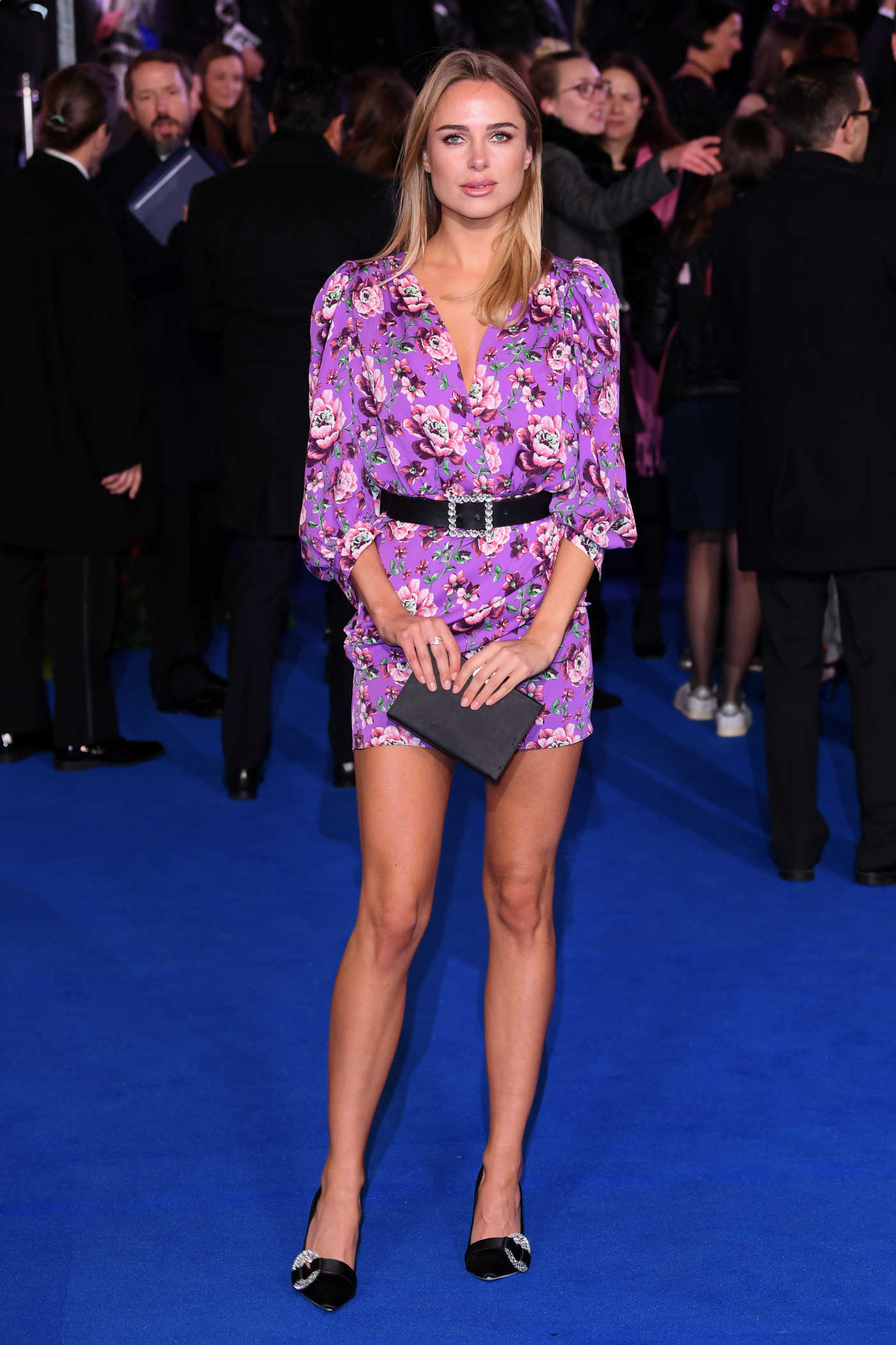 Kimberley Garner Attends Mary Poppins Returns Premiere in London 12/12/2018