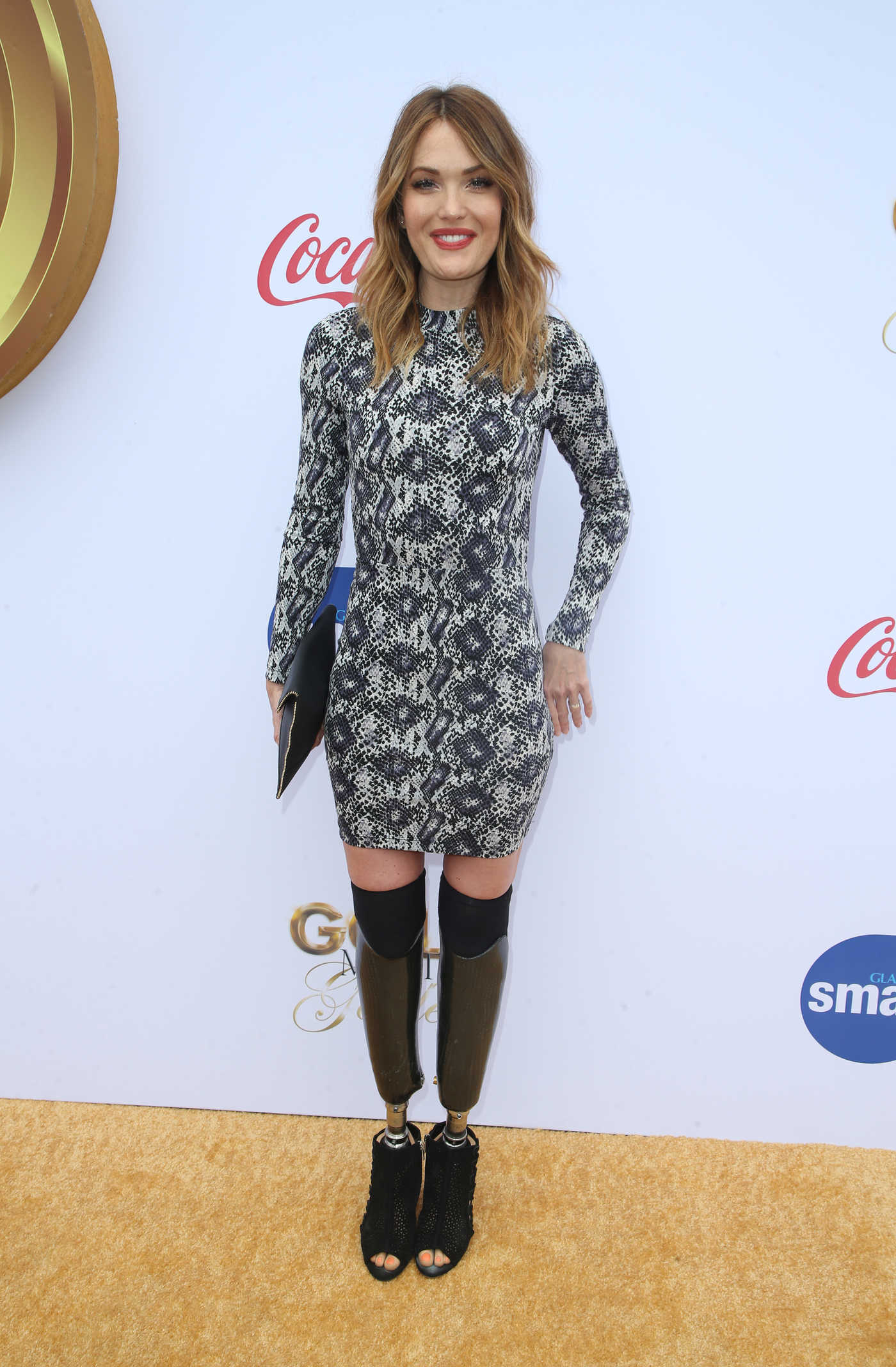 Amy Purdy Attends the 6th Annual Gold Meets Golden Brunch in LA 01/05/2019