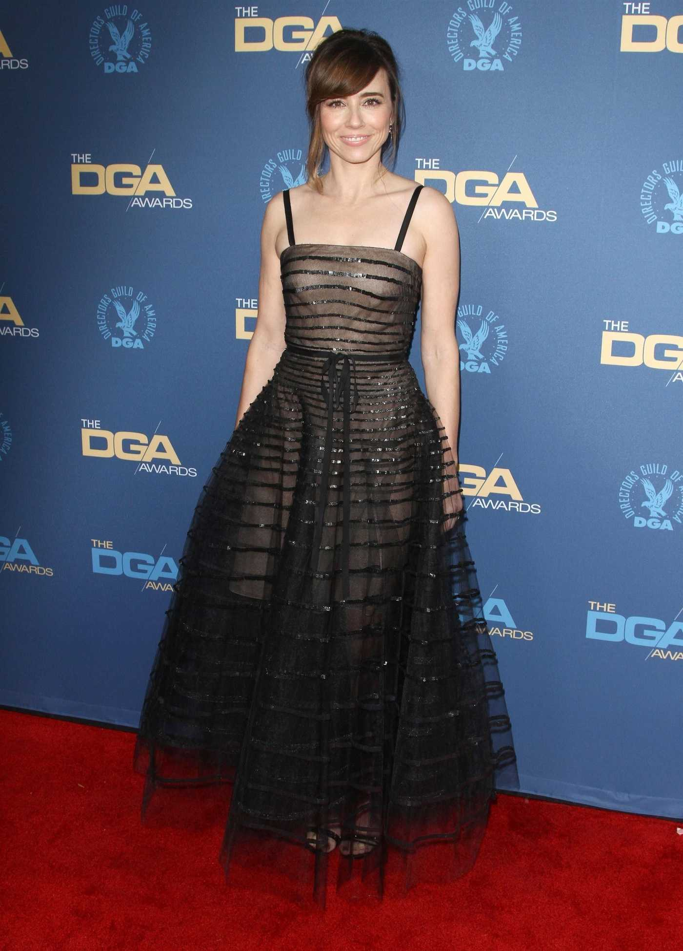 Linda Cardellini Attends the 71st Annual Directors Guild of America Awards in Hollywood 02/02/2019