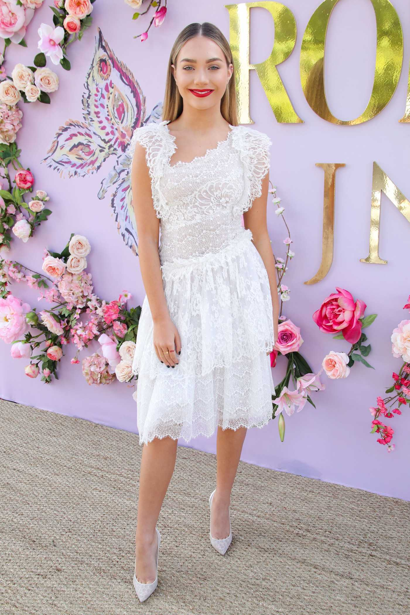 Maddie Ziegler Attends 2019 Rodarte Show at Huntington Library in California 02/05/2019