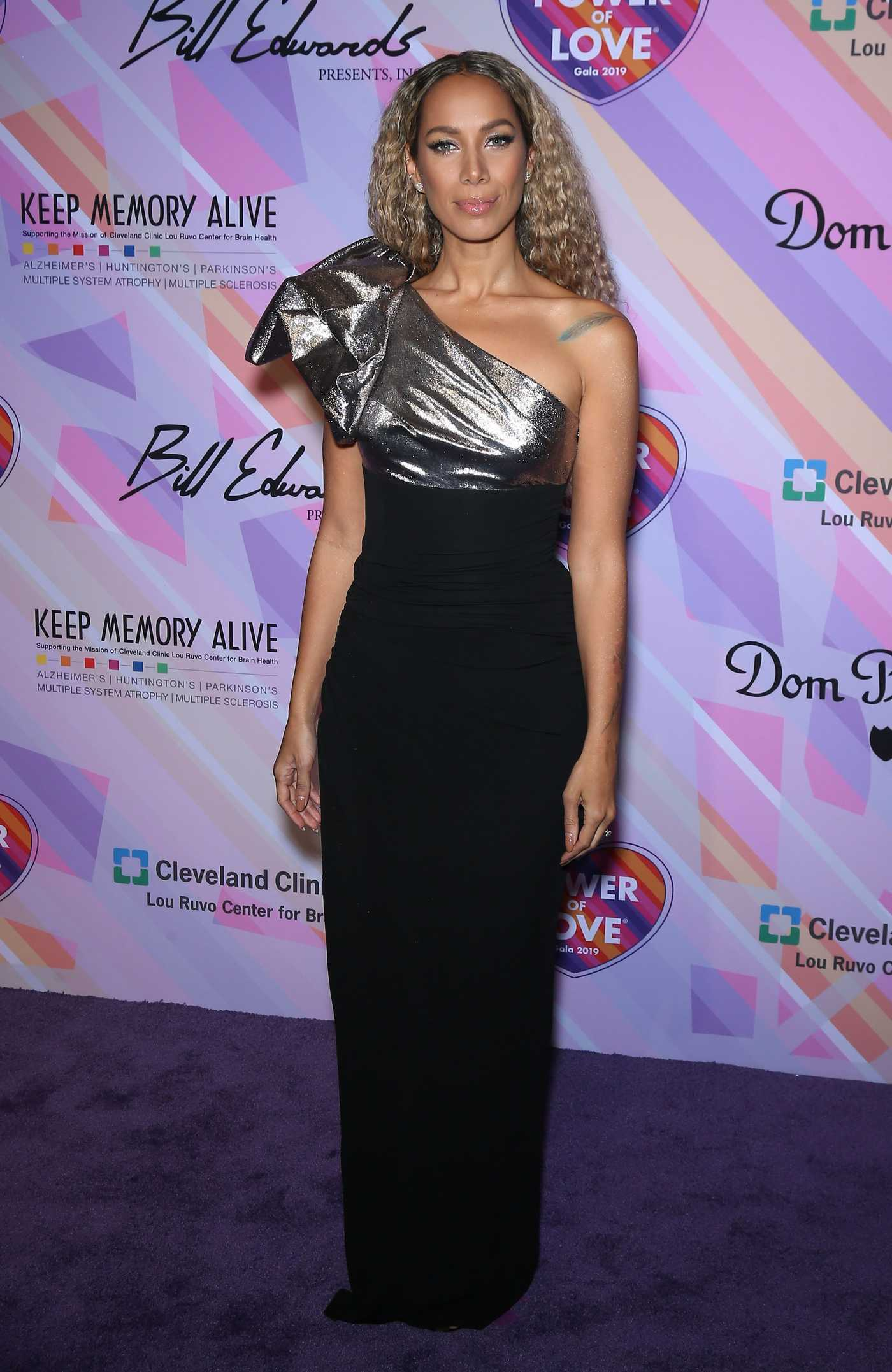 Leona Lewis Attends the 23rd Annual Power of Love Gala in Las Vegas 03/16/2019