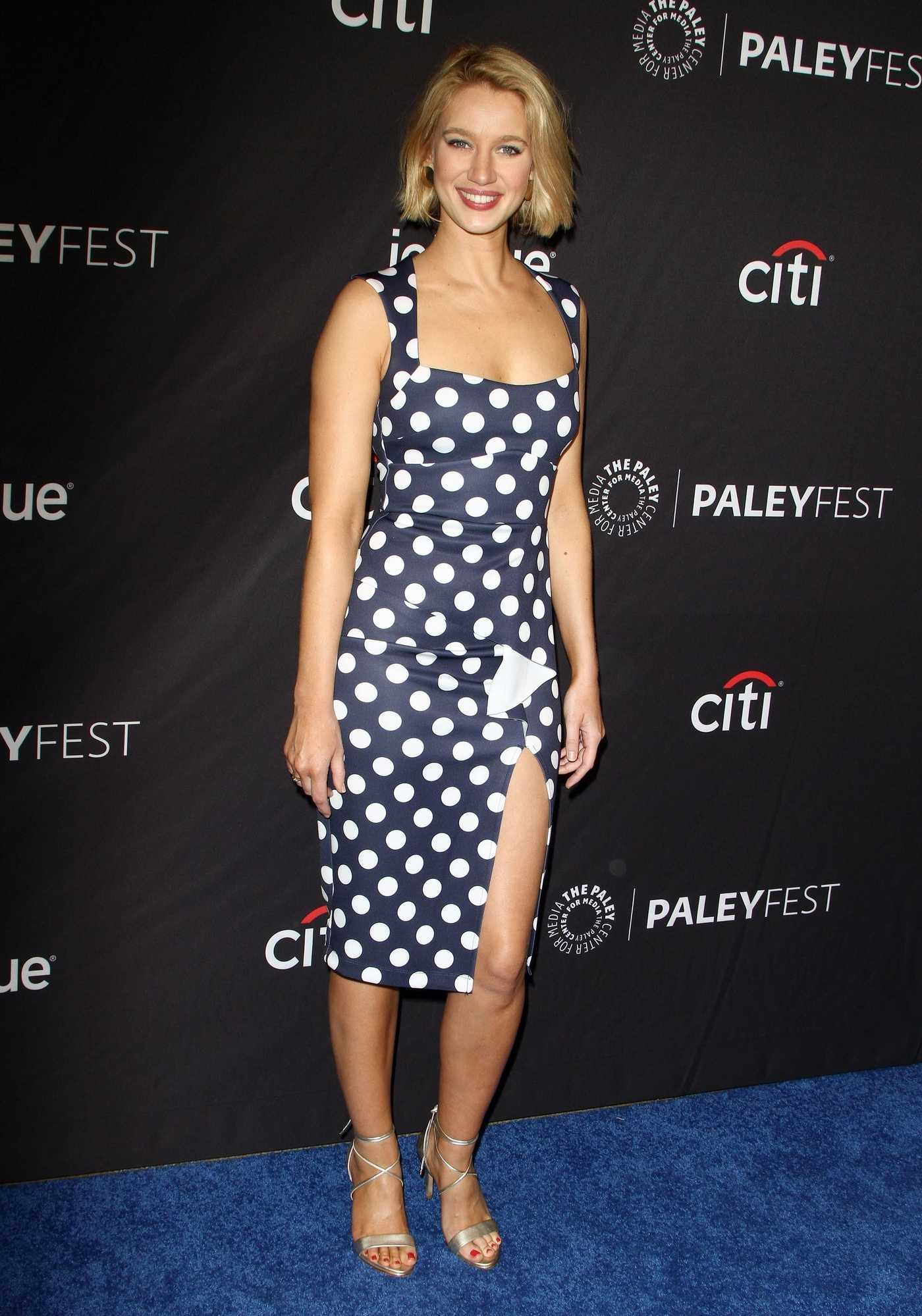 Yael Grobglas Attends Jane The Virgin and Crazy Ex-Girlfriend Presentation at PaleyFest in LA 03/20/2019