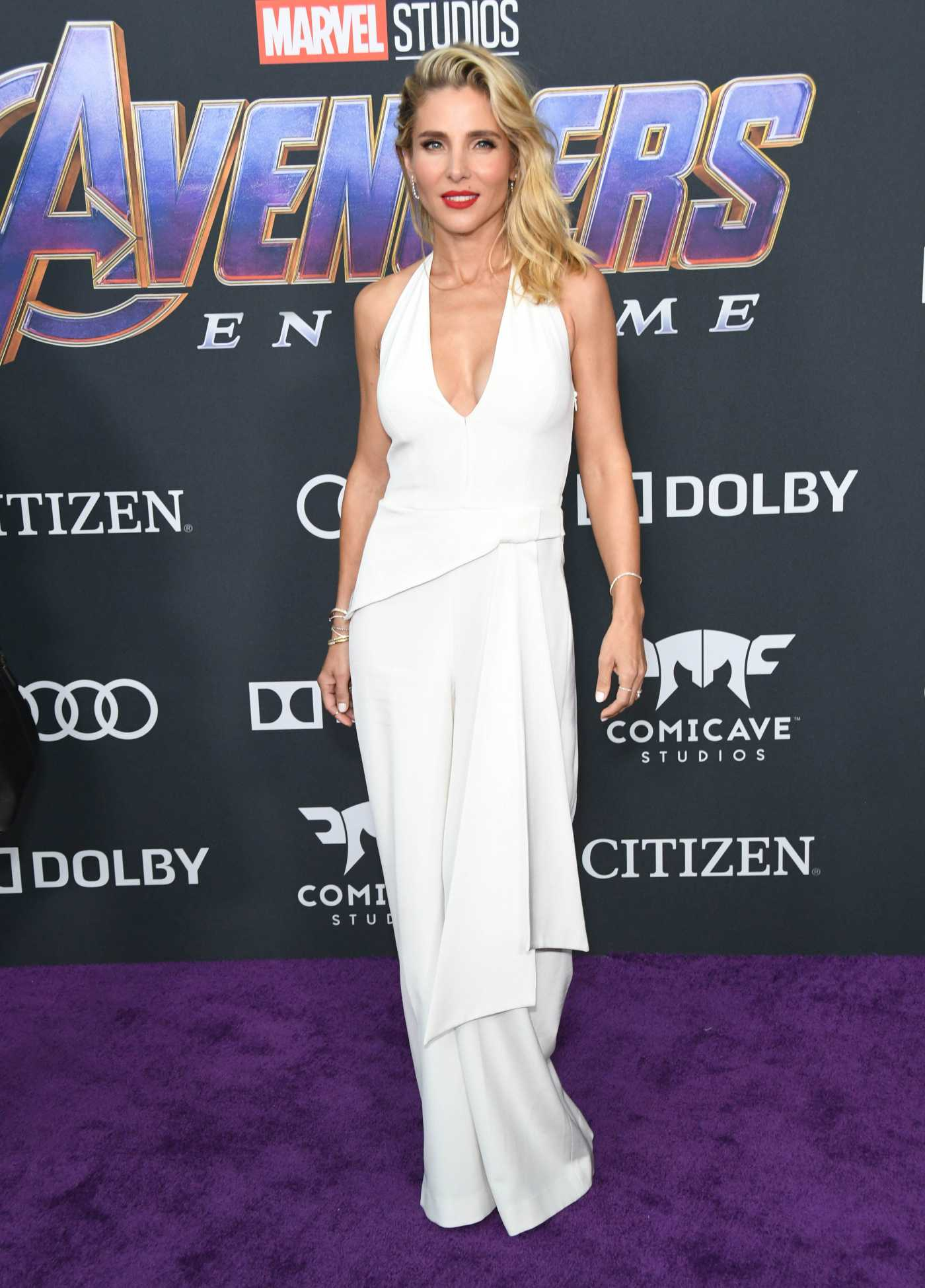 Elsa Pataky Attends Avengers: Endgame Premiere in Los Angeles 04/22/2019